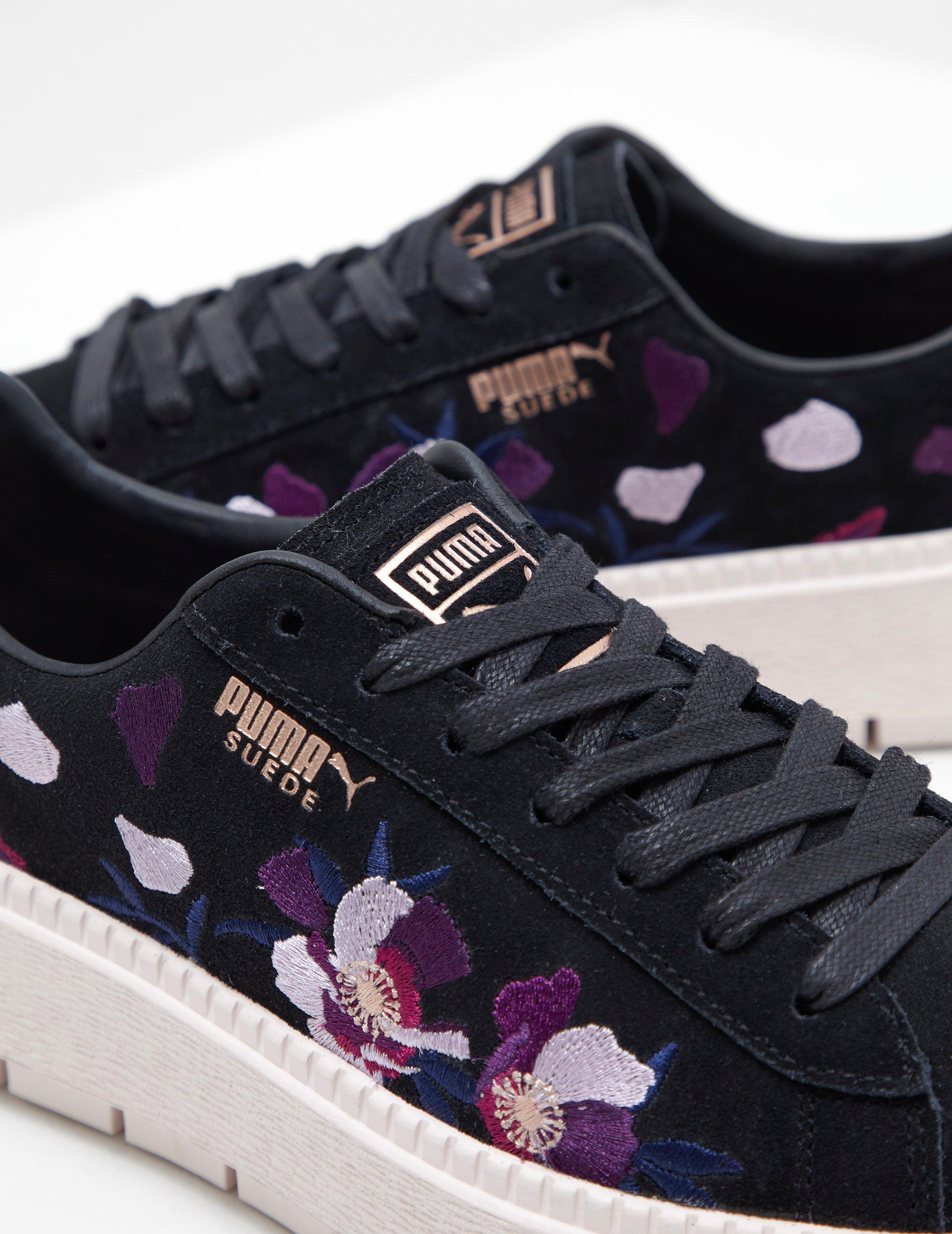 puma platform flower - 55% OFF