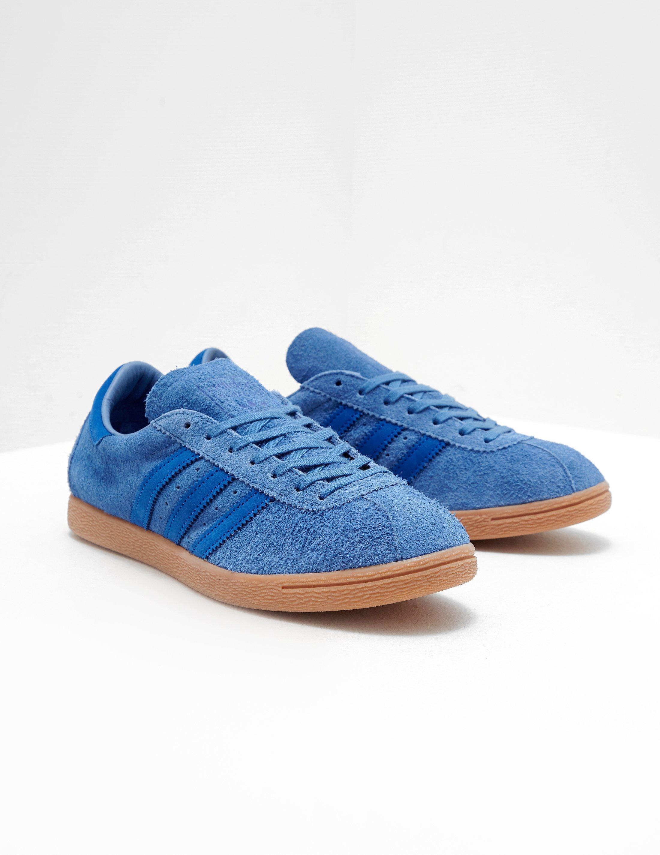 22aca1d35a932f Lyst - adidas Originals Mens Tobacco Blue in Blue for Men