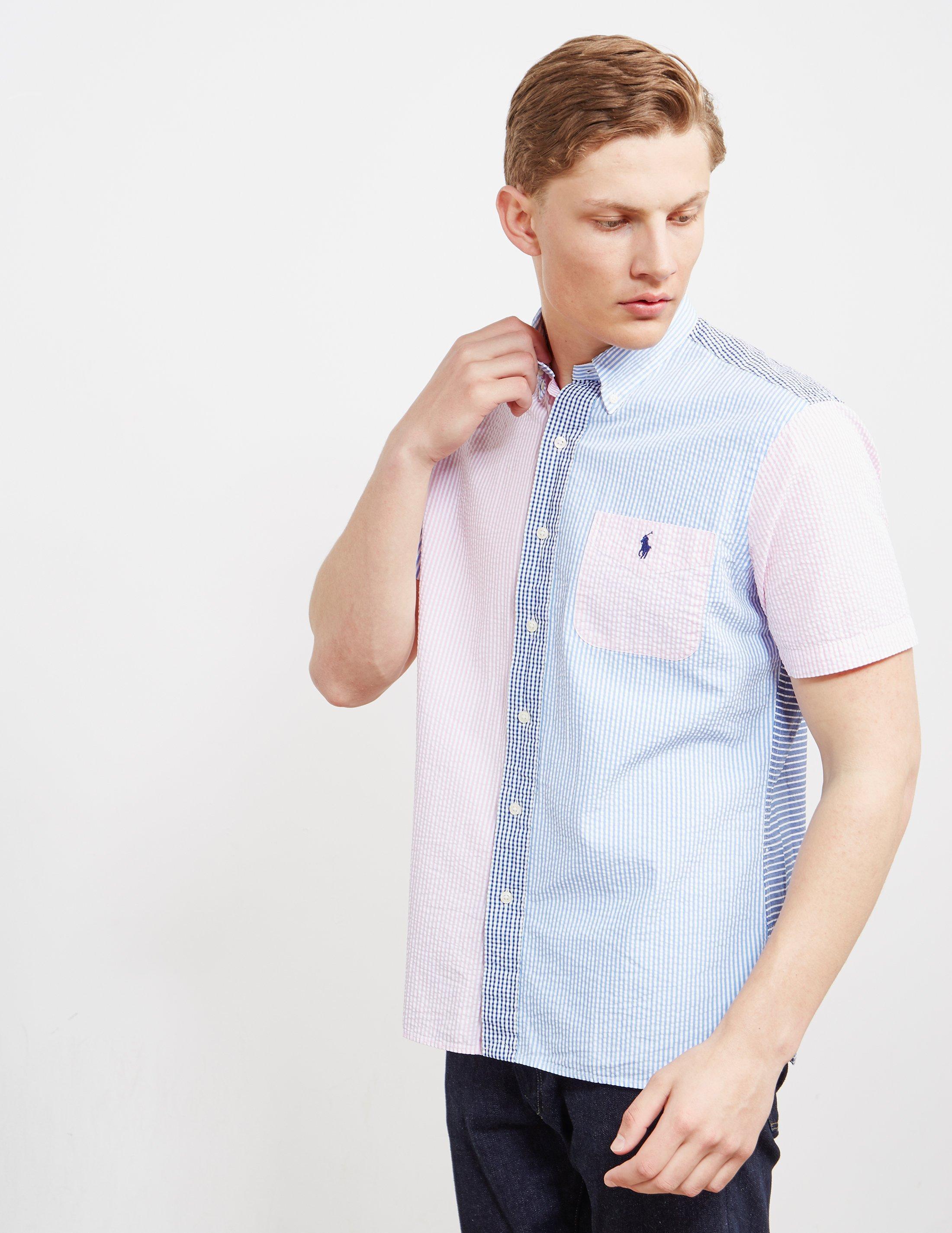 Lyst Polo Ralph Lauren Mens Fun Short Sleeve T Shirt Pink In Pink