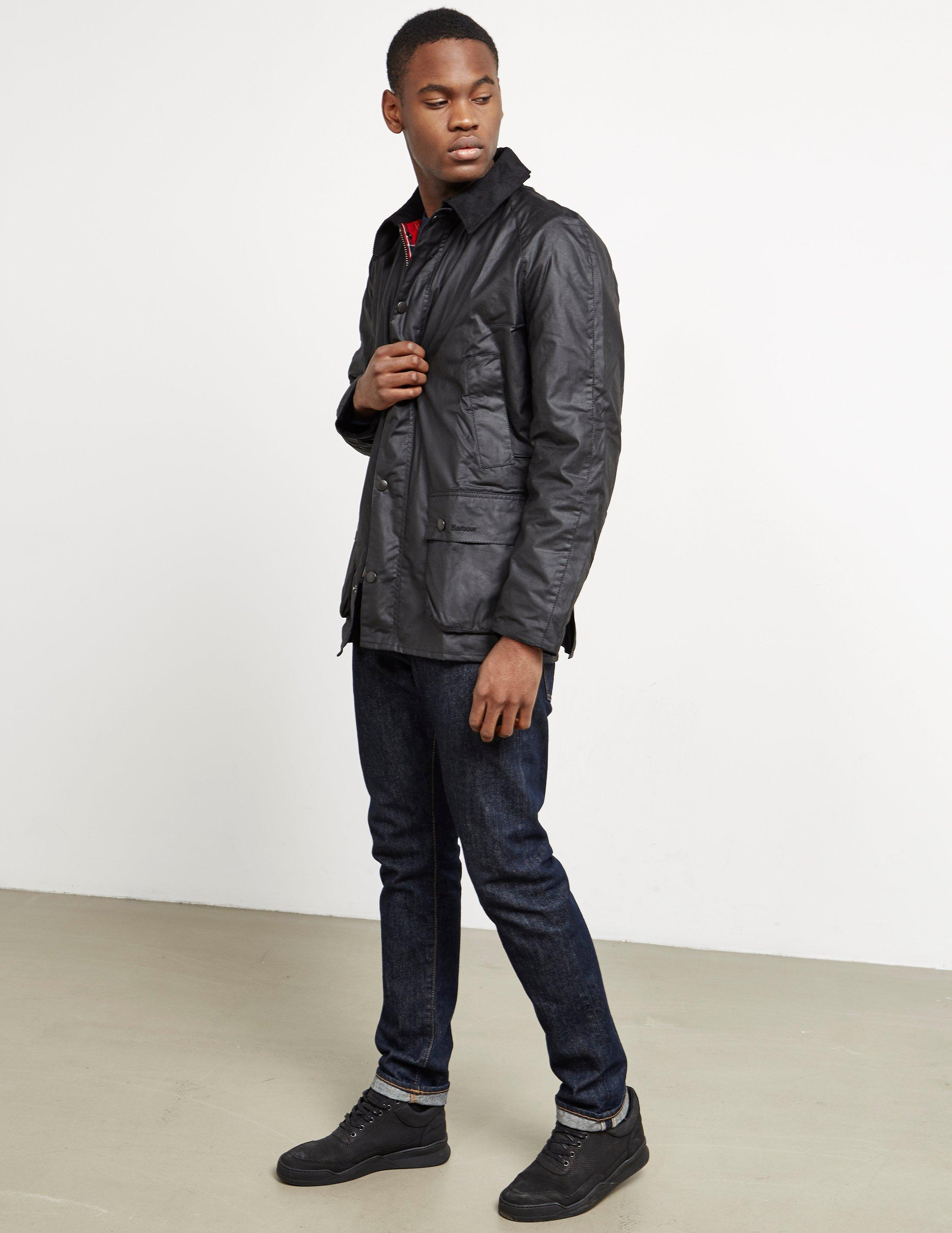 barbour ashby black