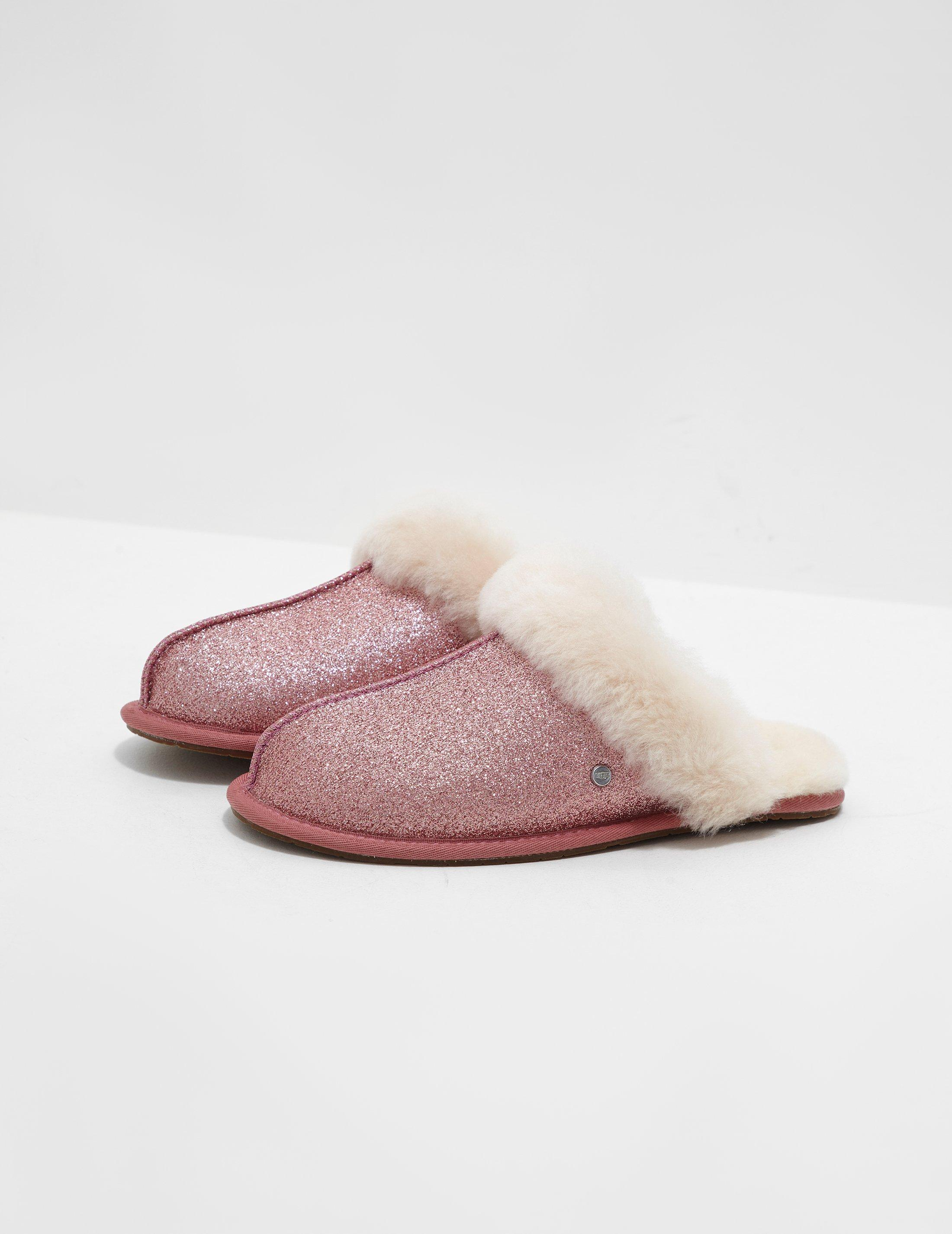 UGG Synthetic Scuffette Sparkle