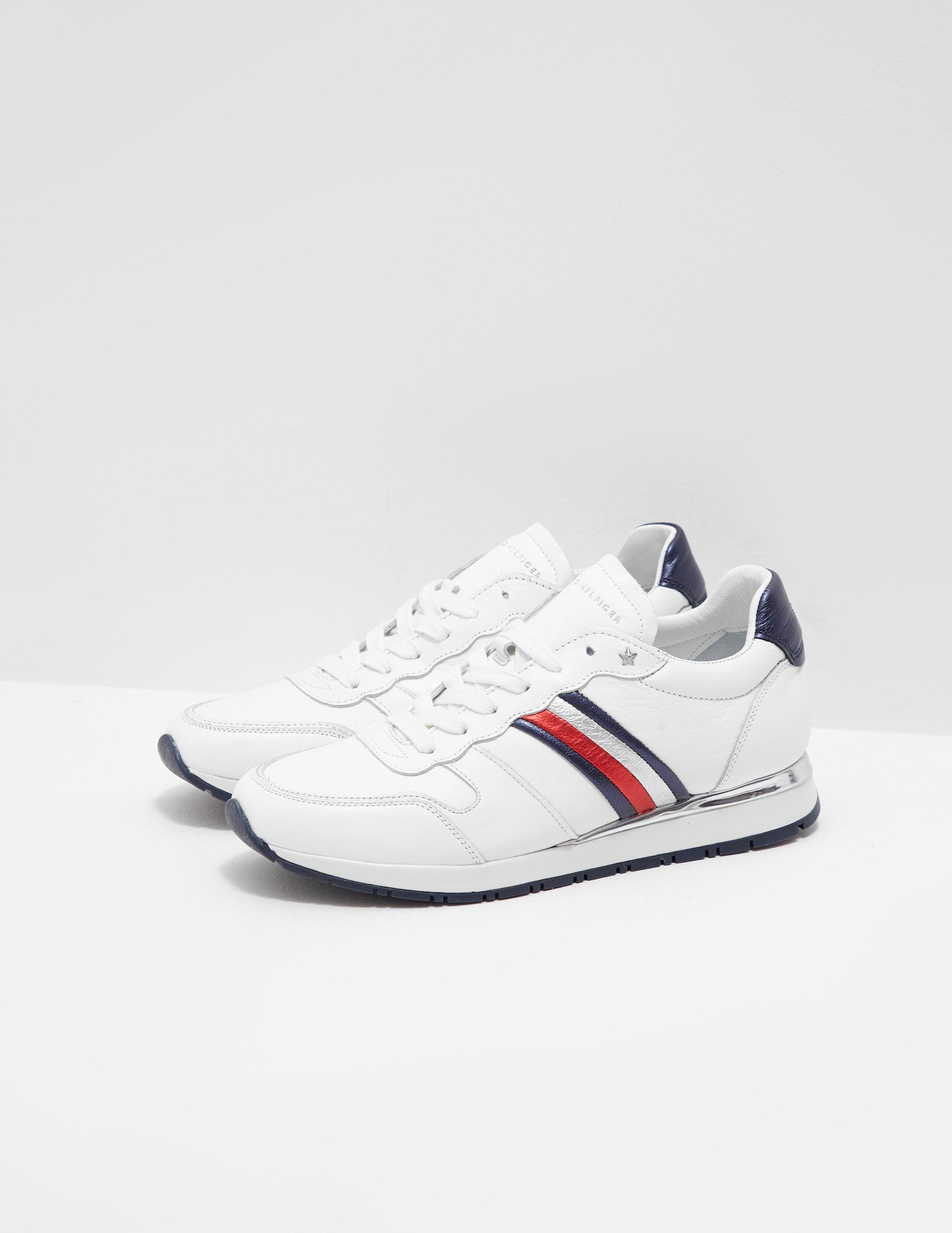 Tommy Hilfiger Leather Premium Trainers