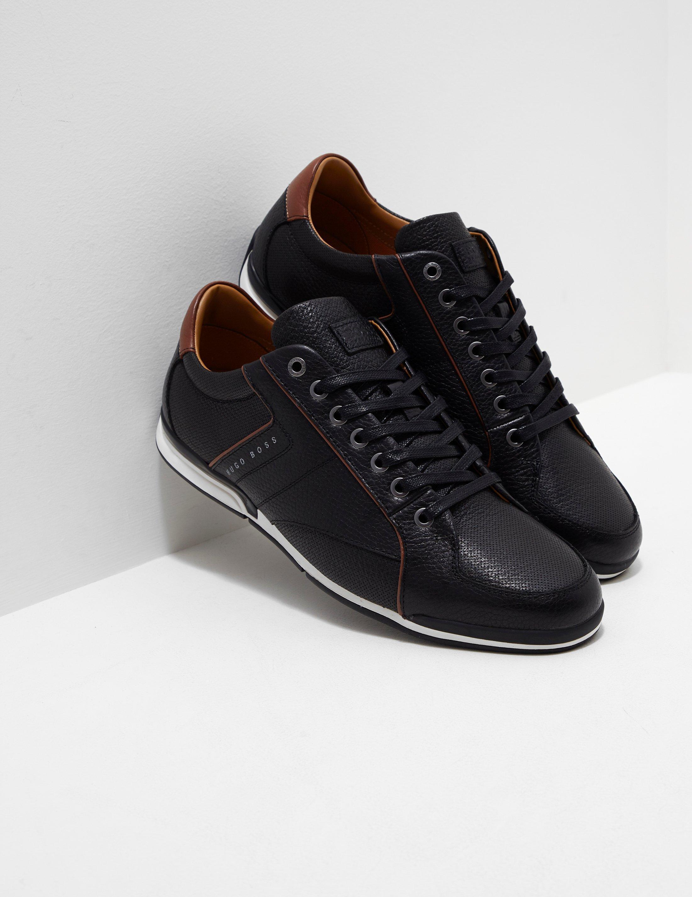 hugo boss saturn low top sneaker