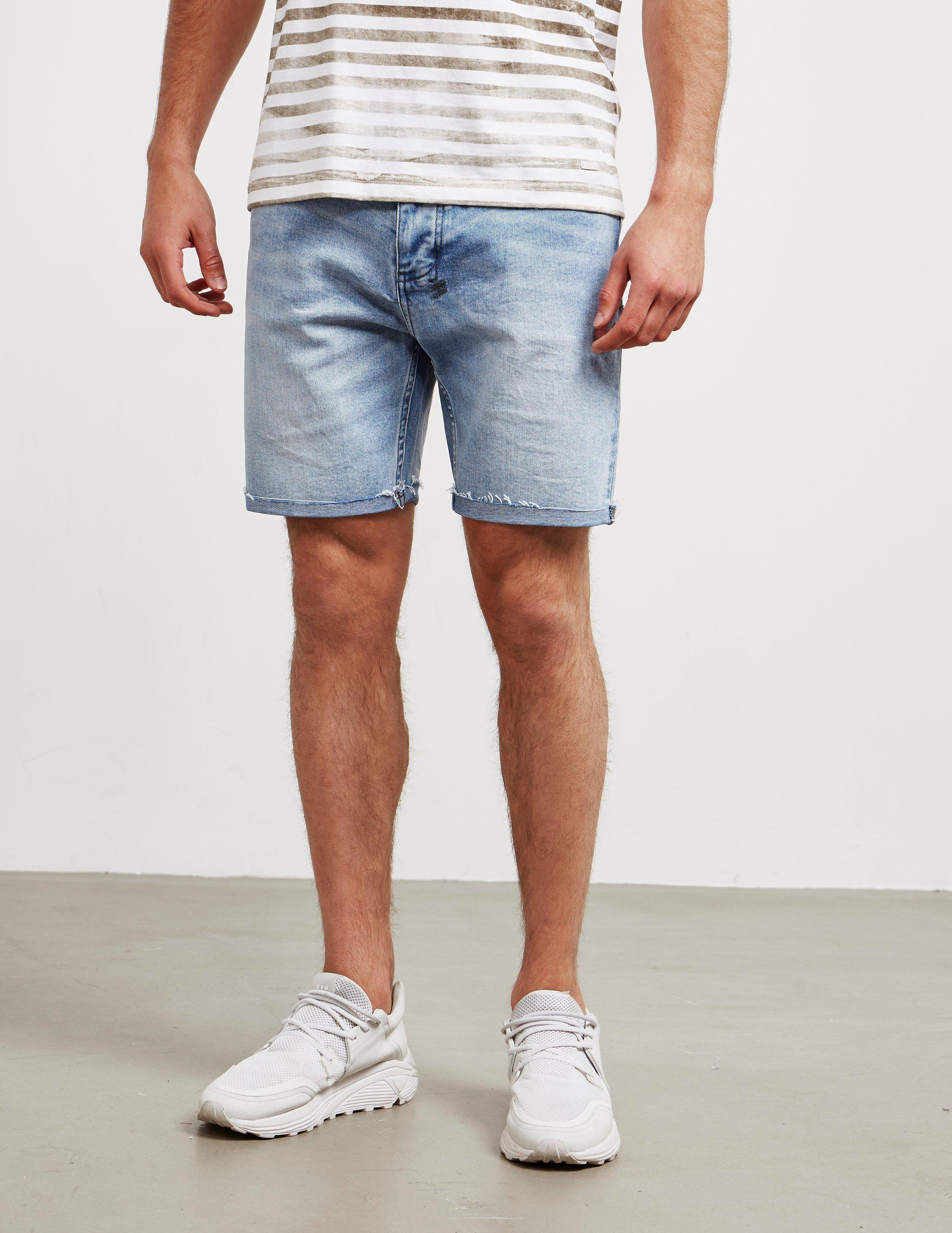 Brucest Men Casual Silm Fit Floral Sport Beach Loose Shorts product of good quallty