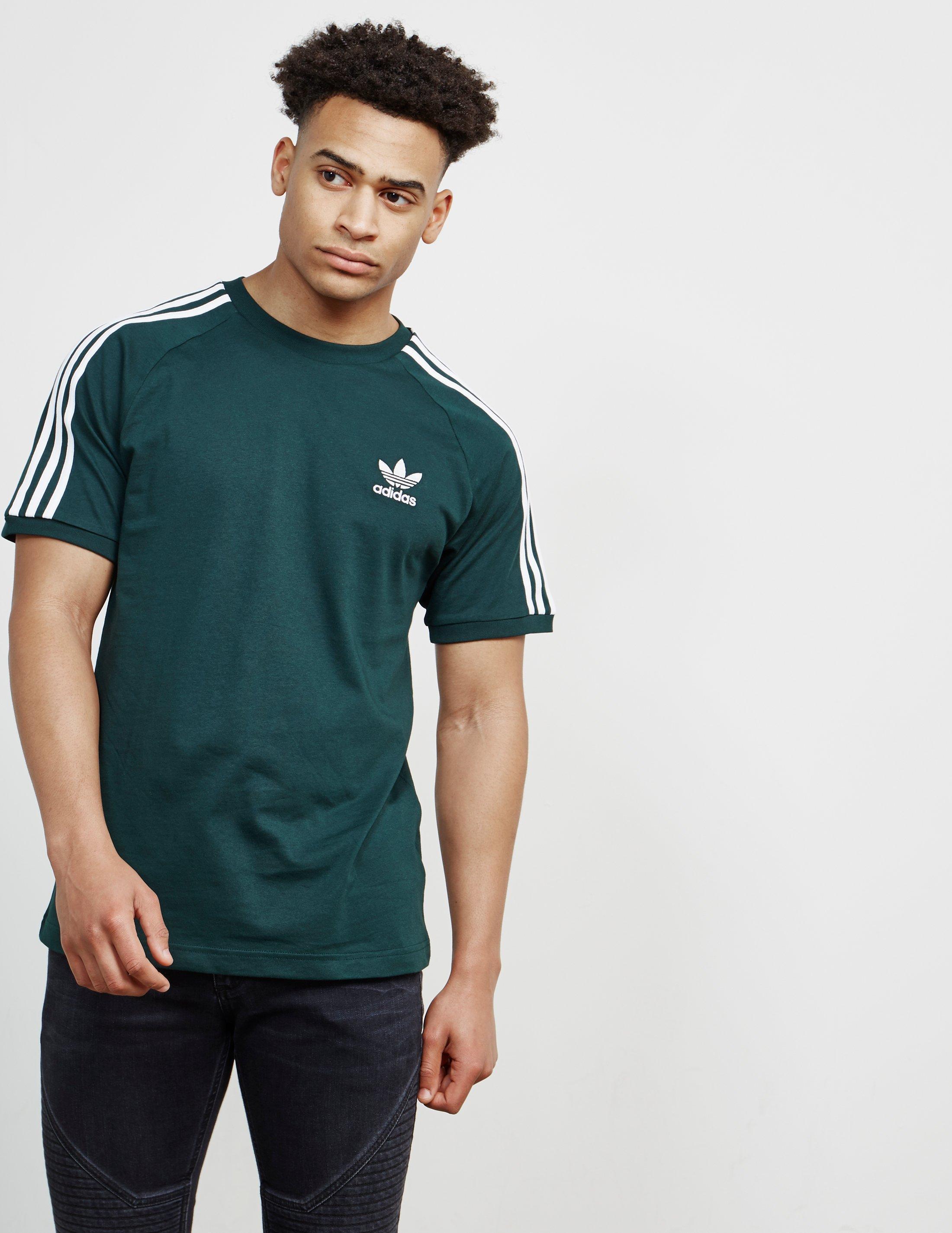 adidas t shirt 3 stripes