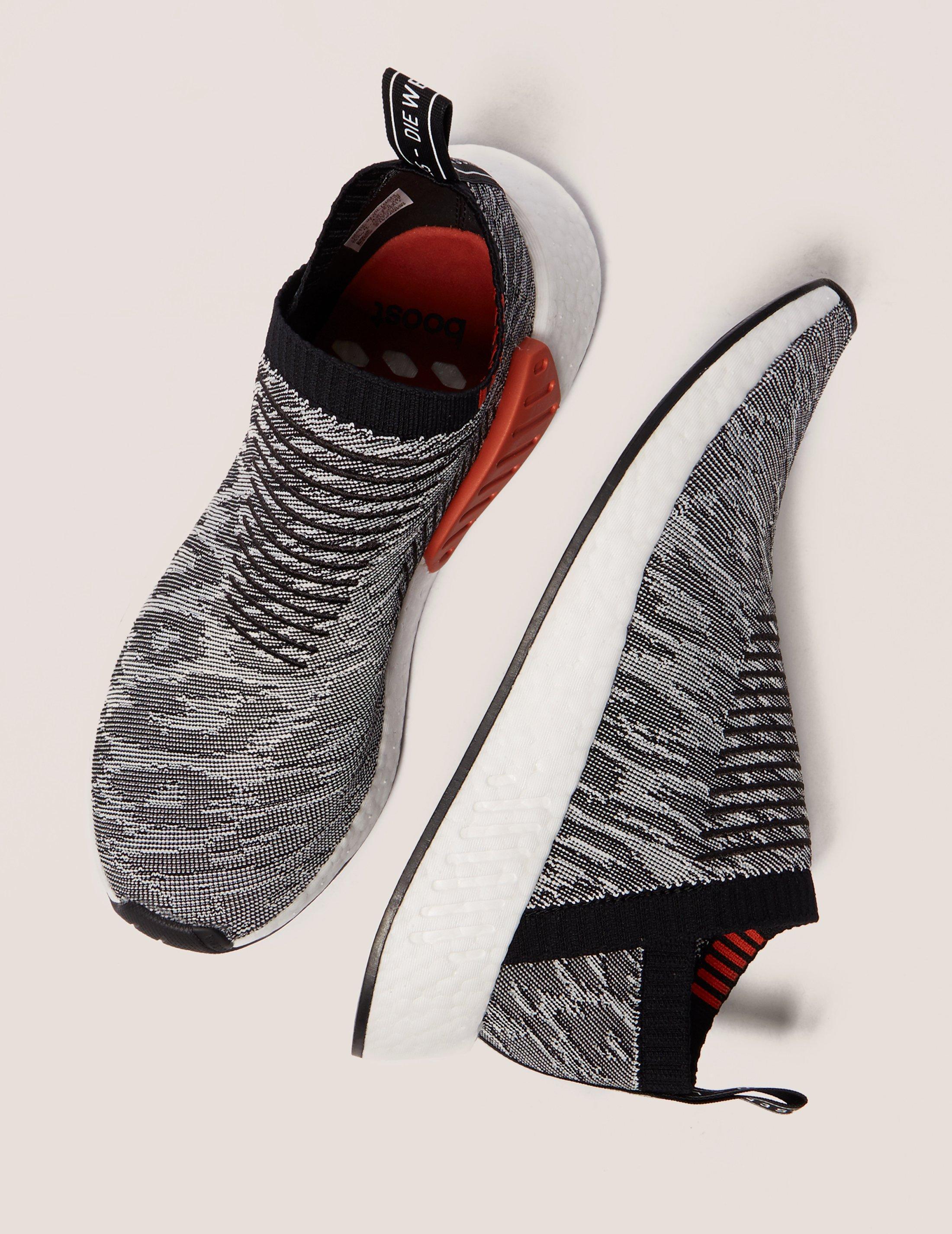 adidas Originals Nmd Cs_2 Boost Primeknit in Black for Men