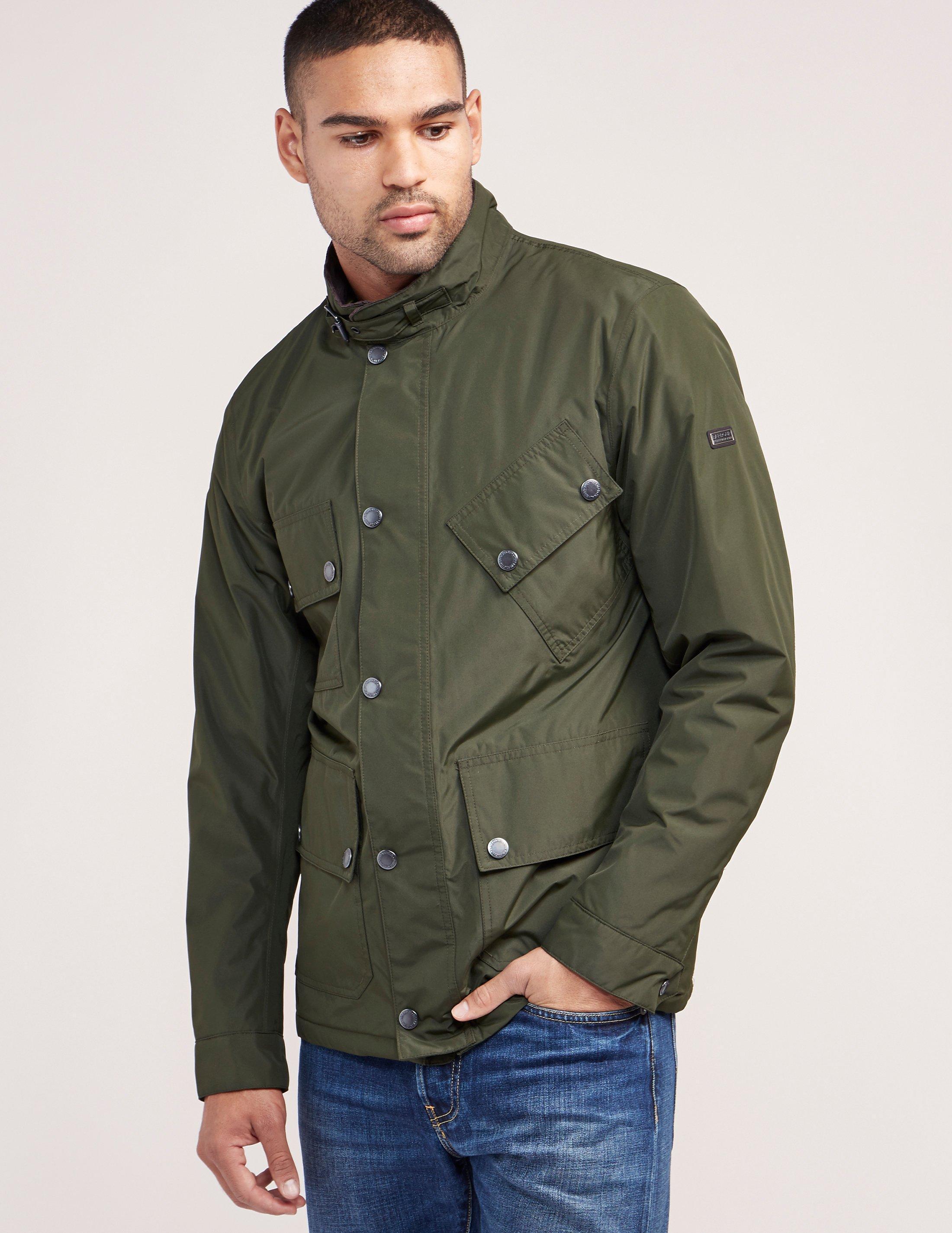 barbour tyne jacket
