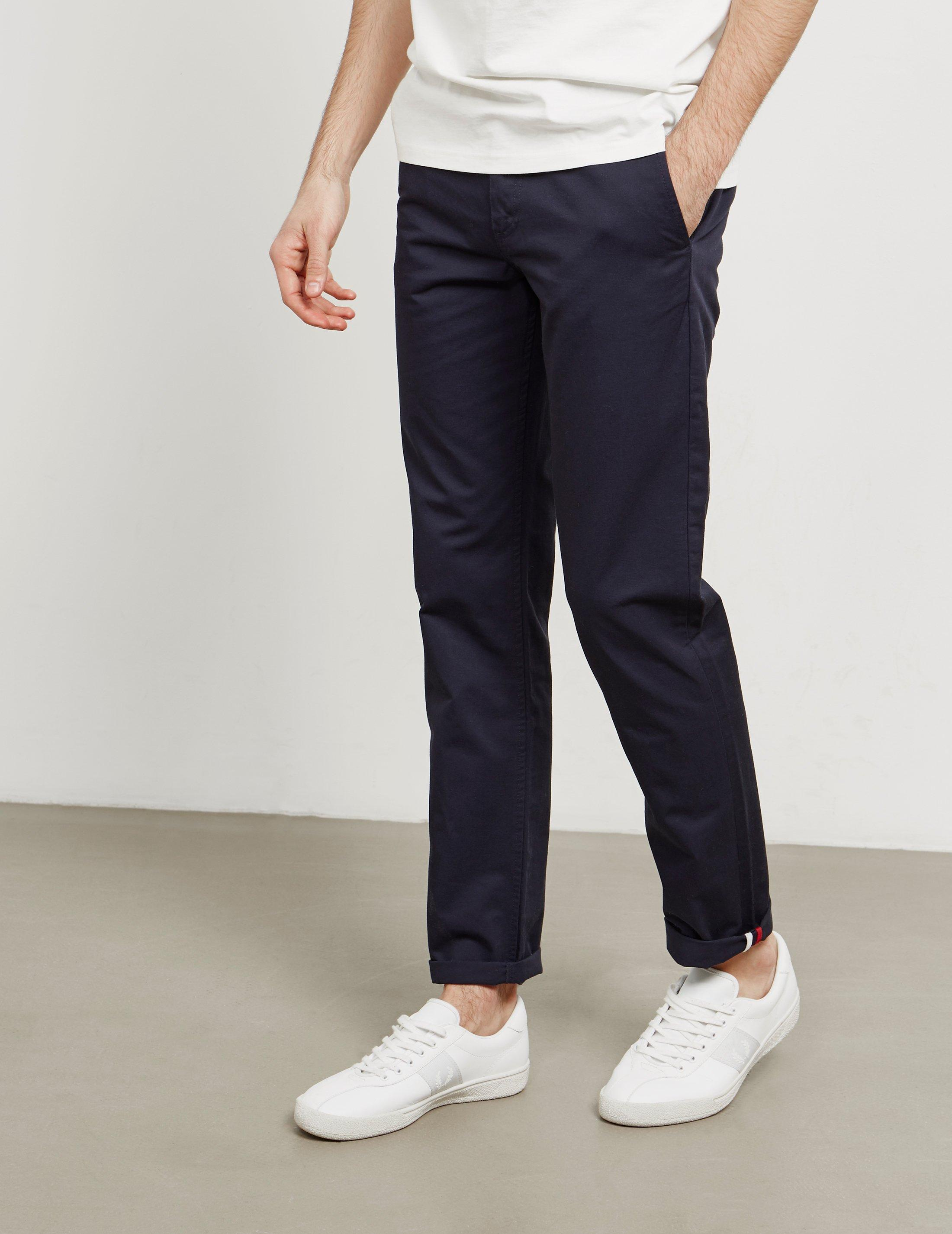 Fred Perry Twill Chino - Navy