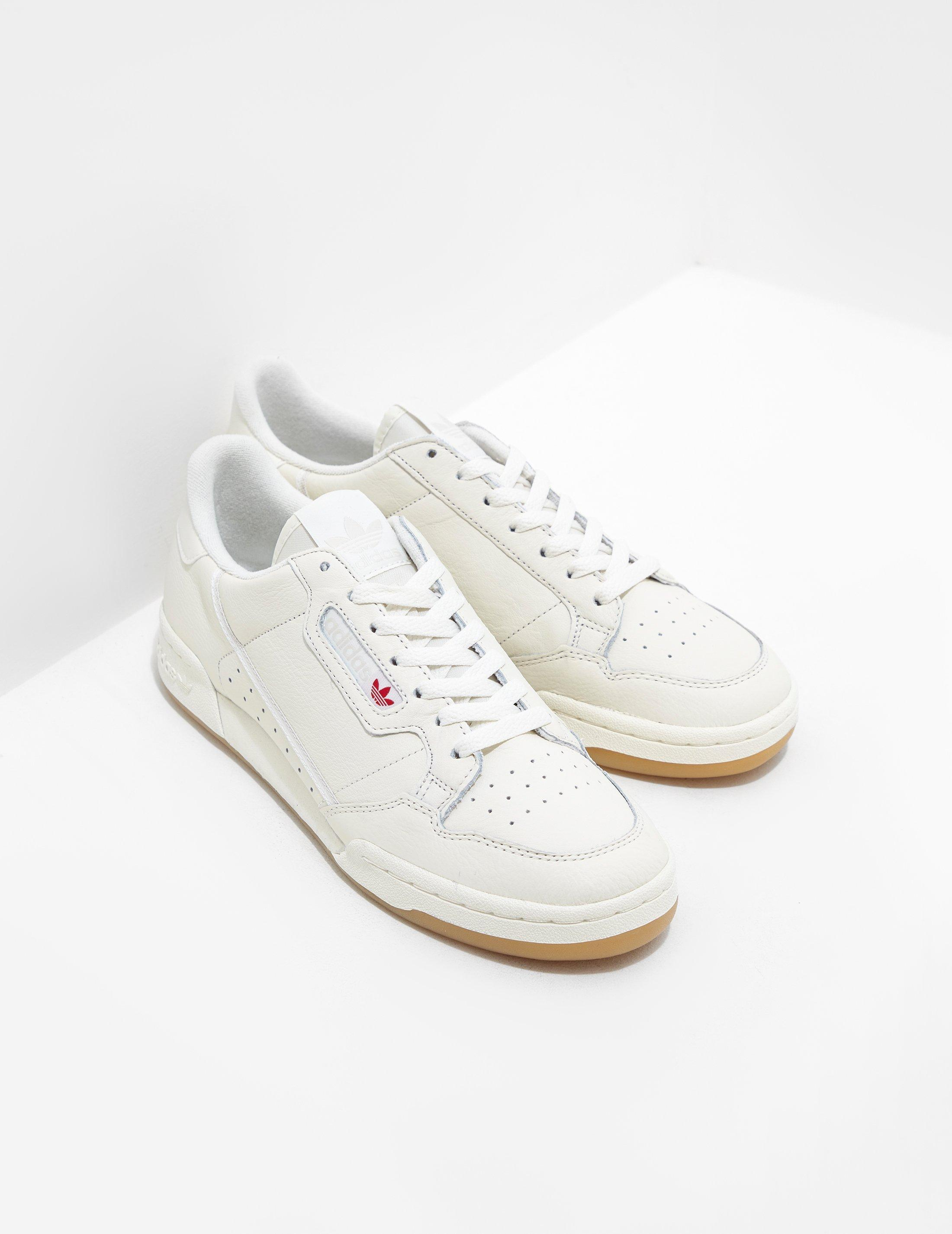 91facb63f4 Lyst - adidas Originals Continental 80 Cream for Men