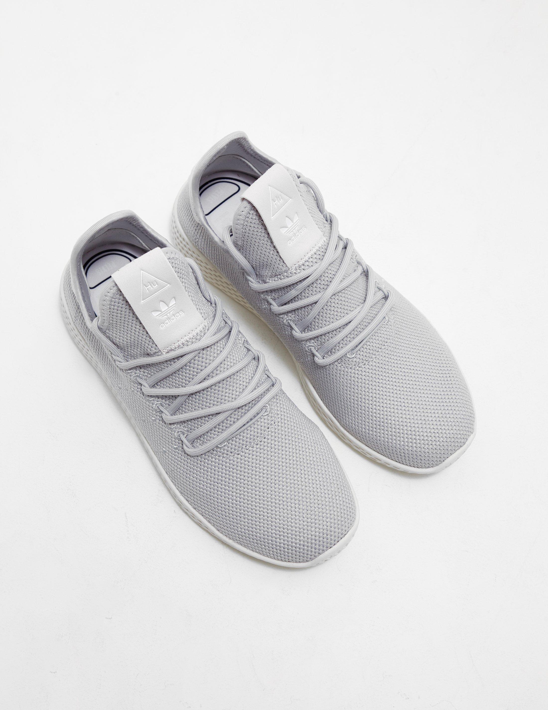 grey adidas ladies trainers
