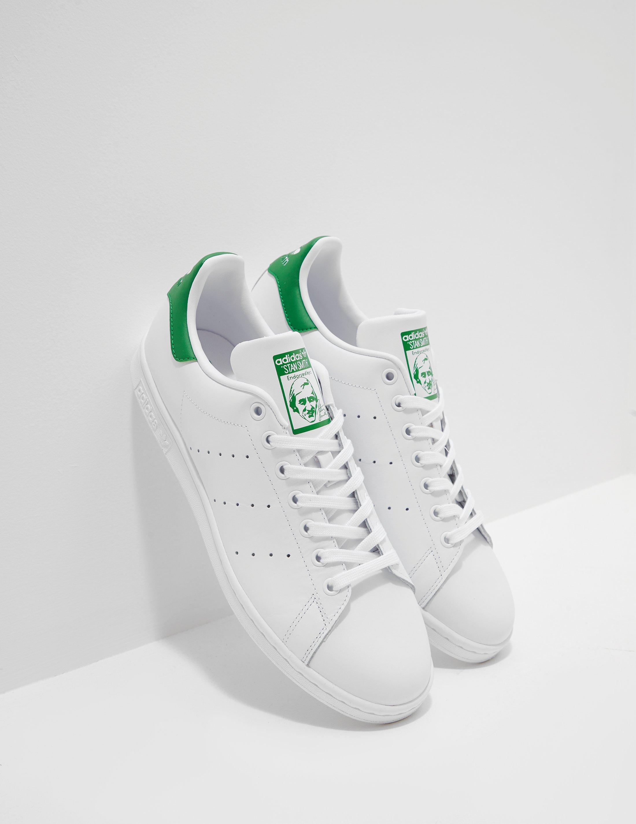 46045a5d3 Lyst - adidas Originals Stan Smith White in White for Men