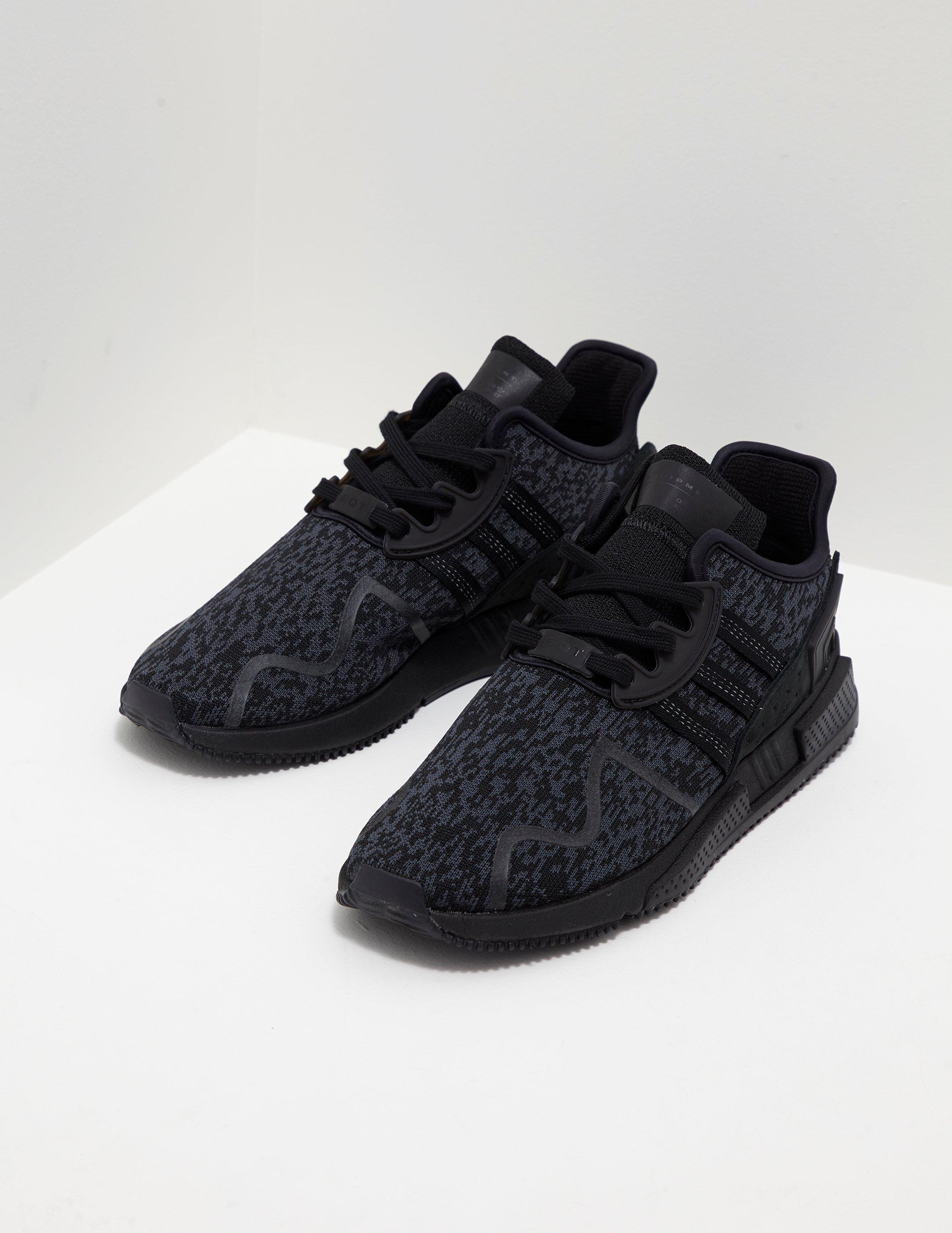 adidas originals eqt cushion adv triple black