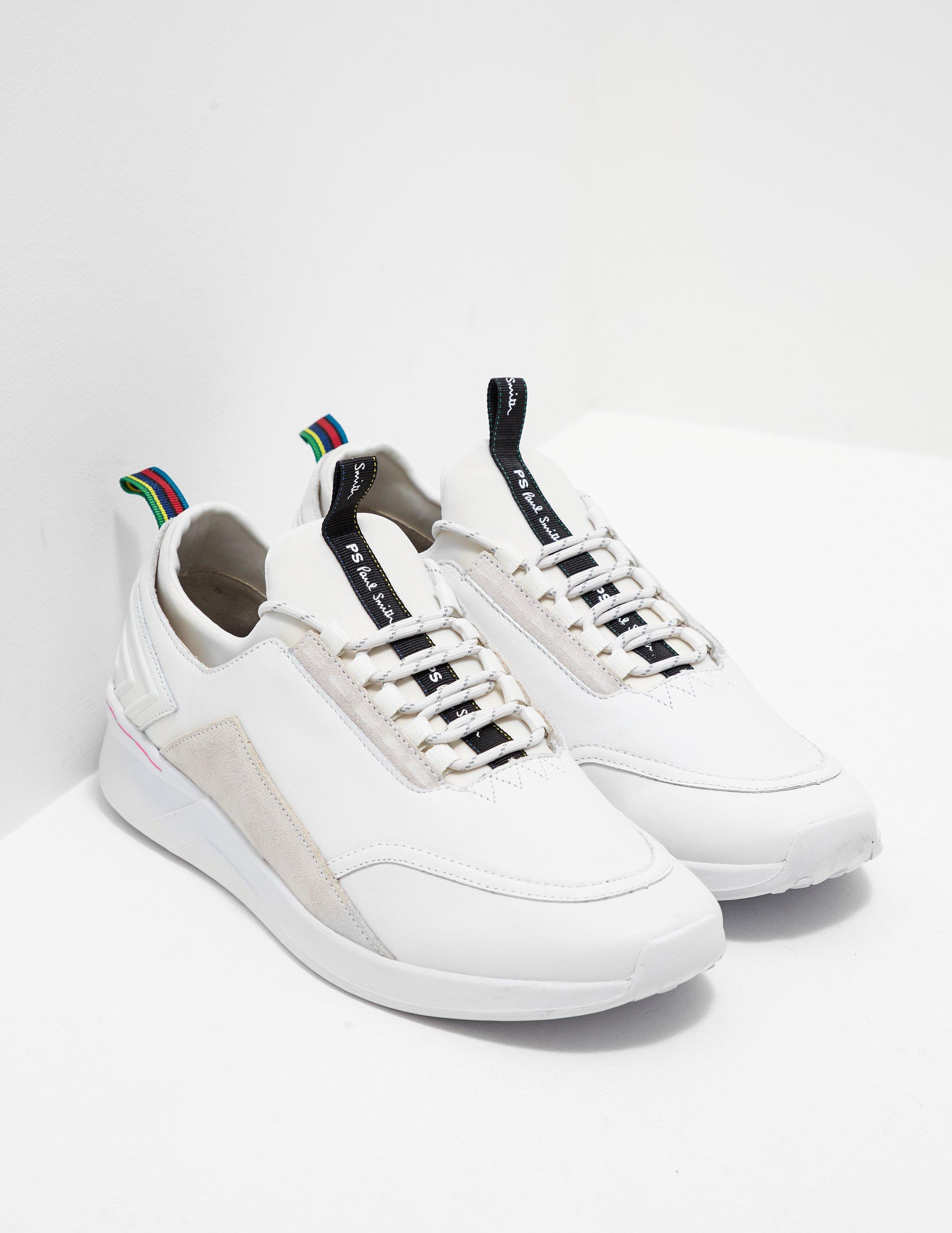 Mookie suede trainers Paul Smith