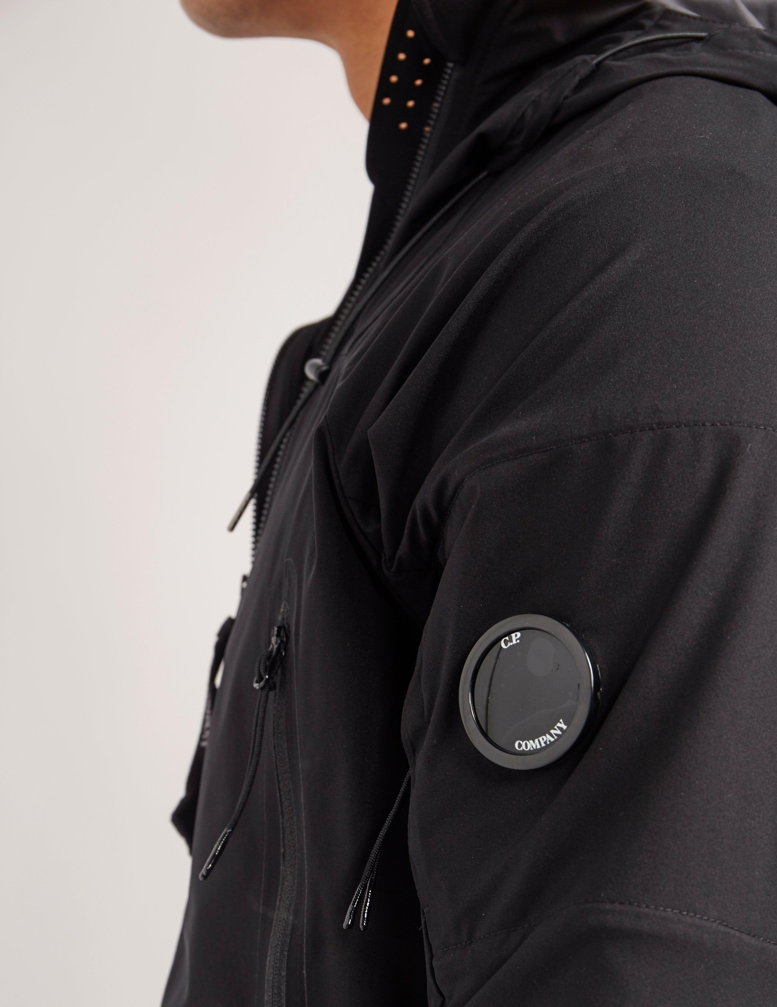 C P Company Pro-tek Shower Jacket in Black for Men
