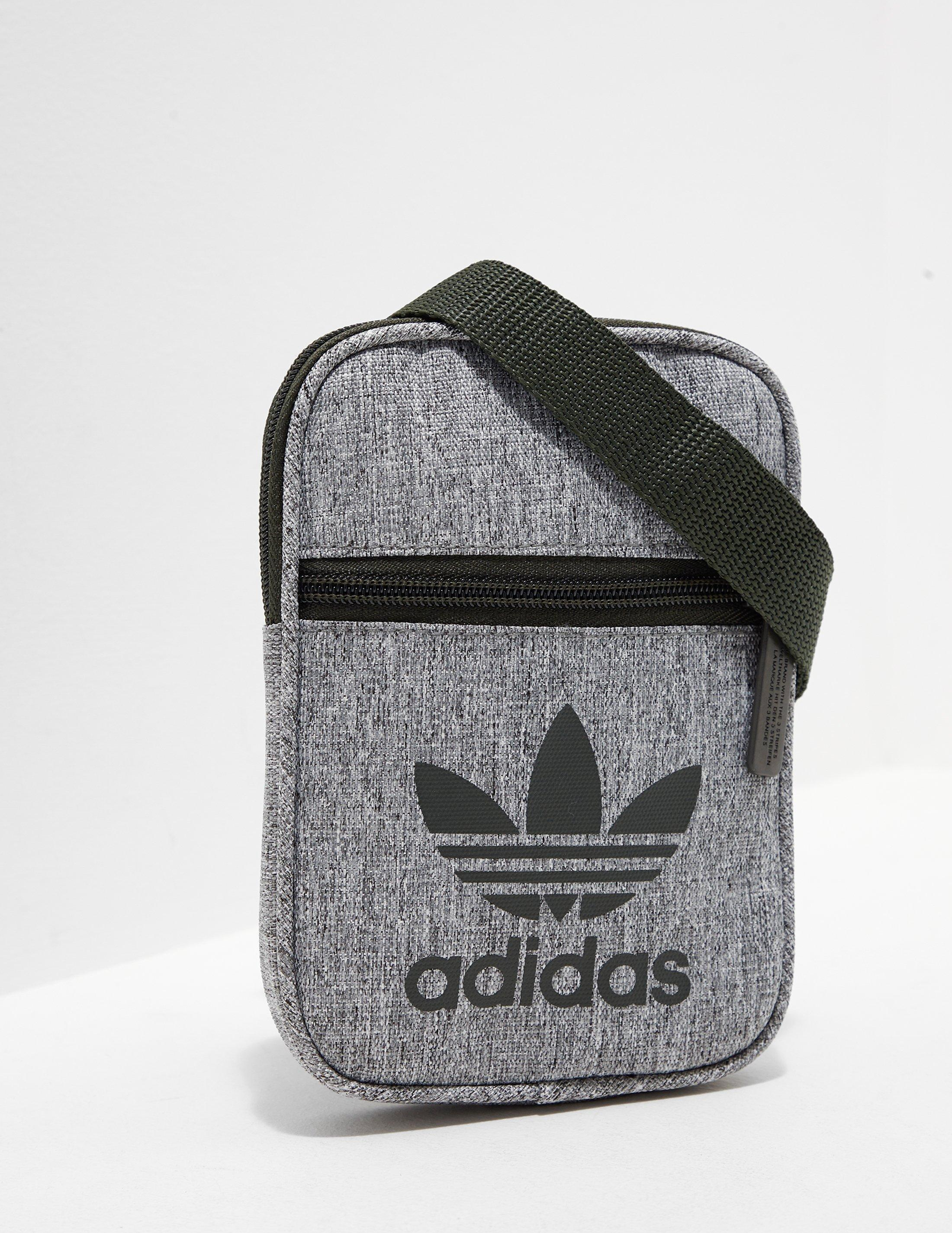 5c00337be3e8 Lyst - adidas Originals Womens Festival Bag Night Cargo white in ...