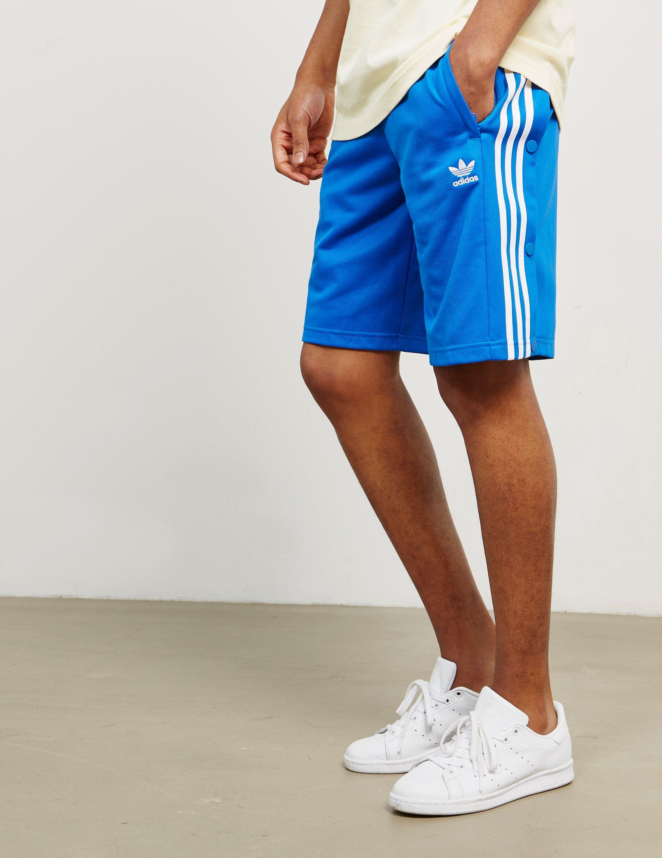 Lyst Adidas a Originals Pantalones cortos a presión para hombre azul Lyst azul/ azul en azul b387c1a - hotlink.pw