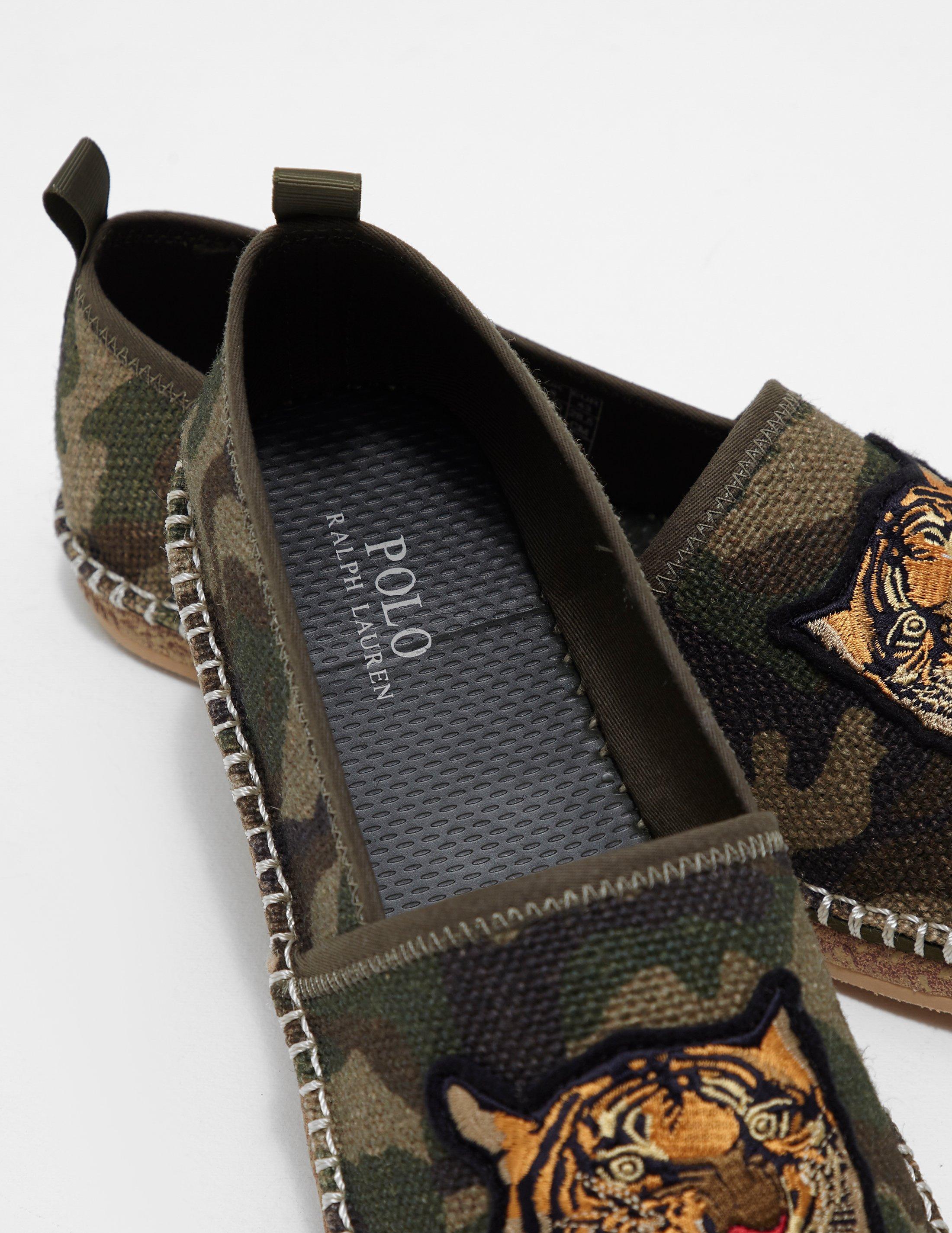 Polo Ralph Lauren Rubber Barron Shoes