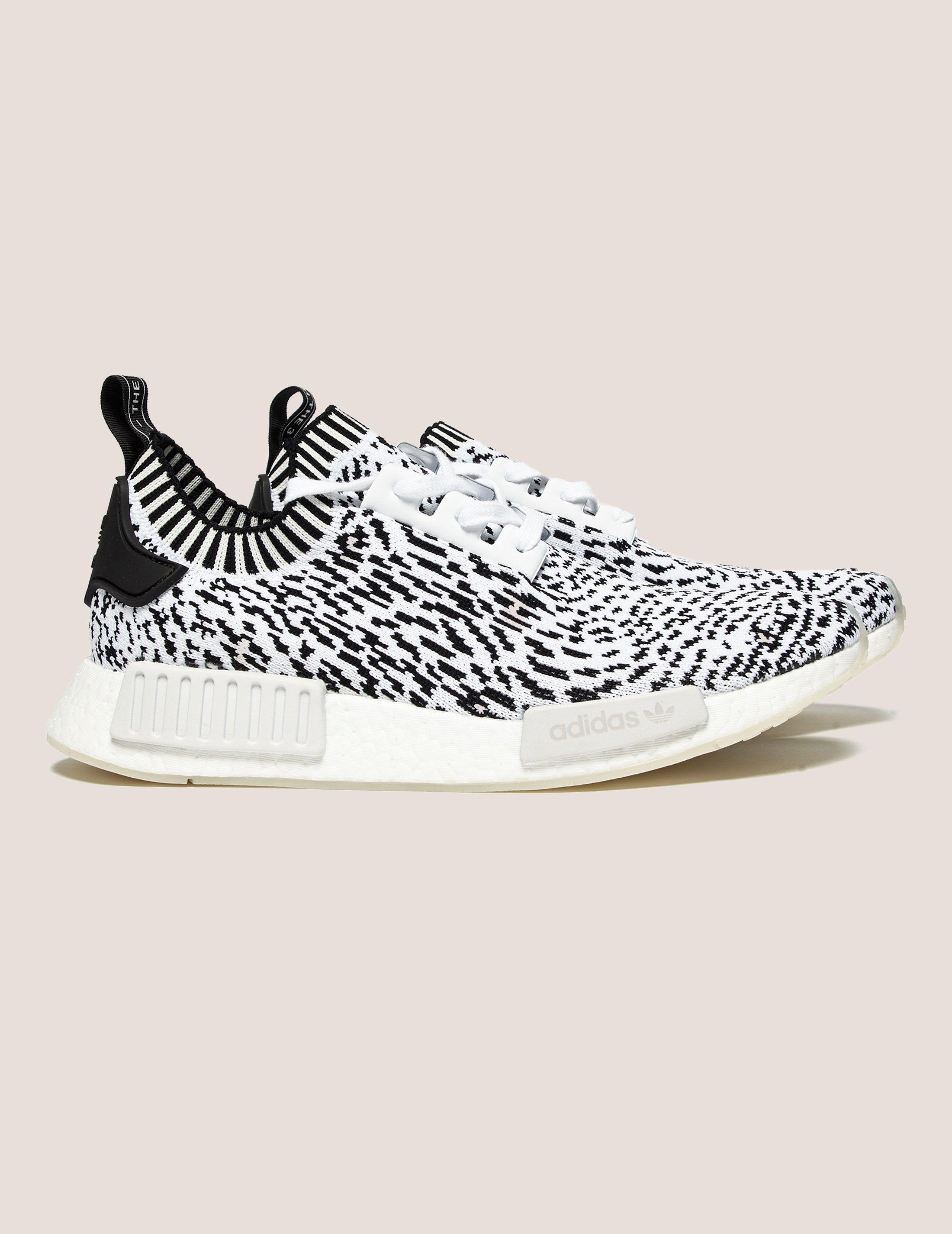 new concept ca10e 24aa1 Adidas Originals Mens Nmd R1 Sashiko White/black for men