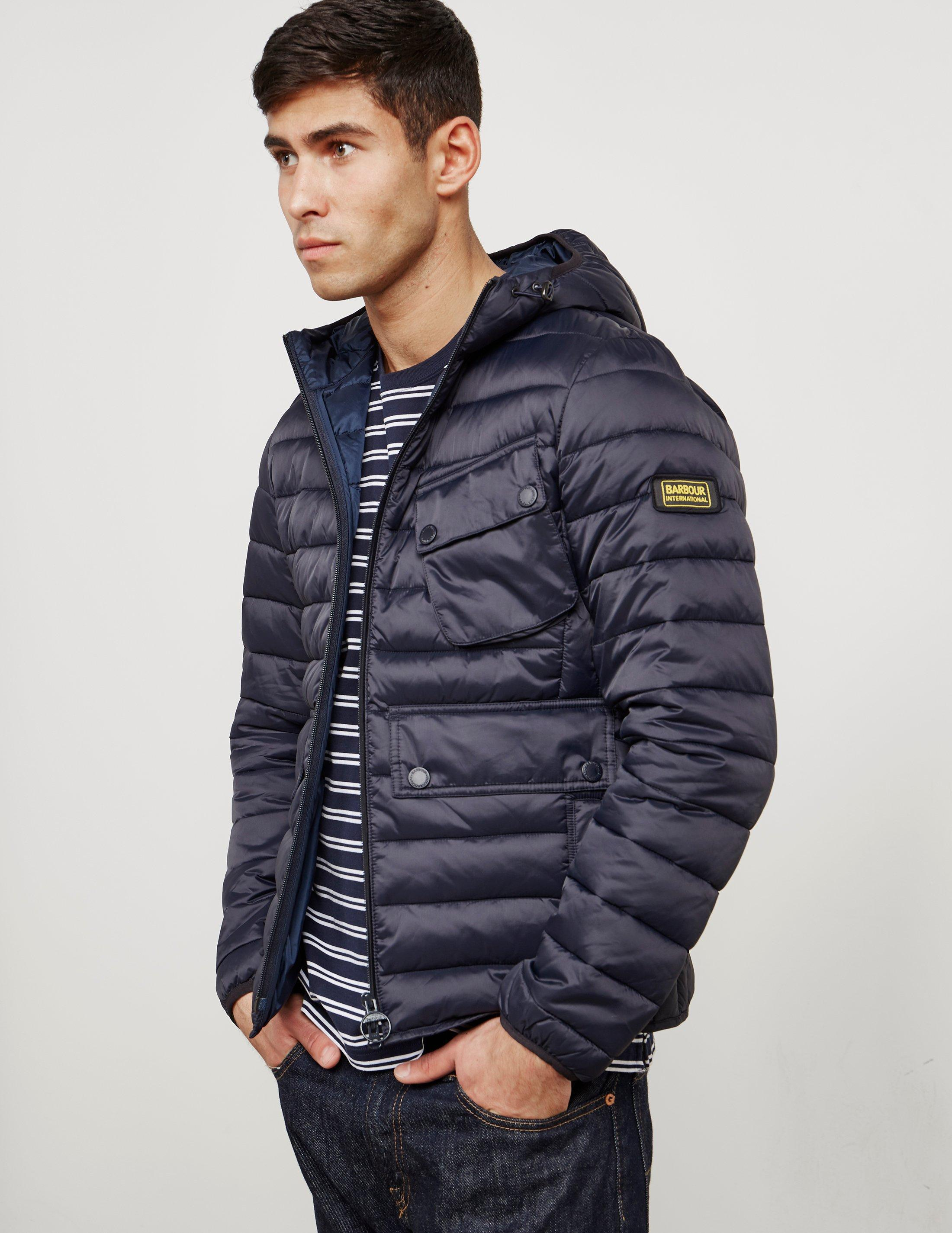 barbour international ouston jacket