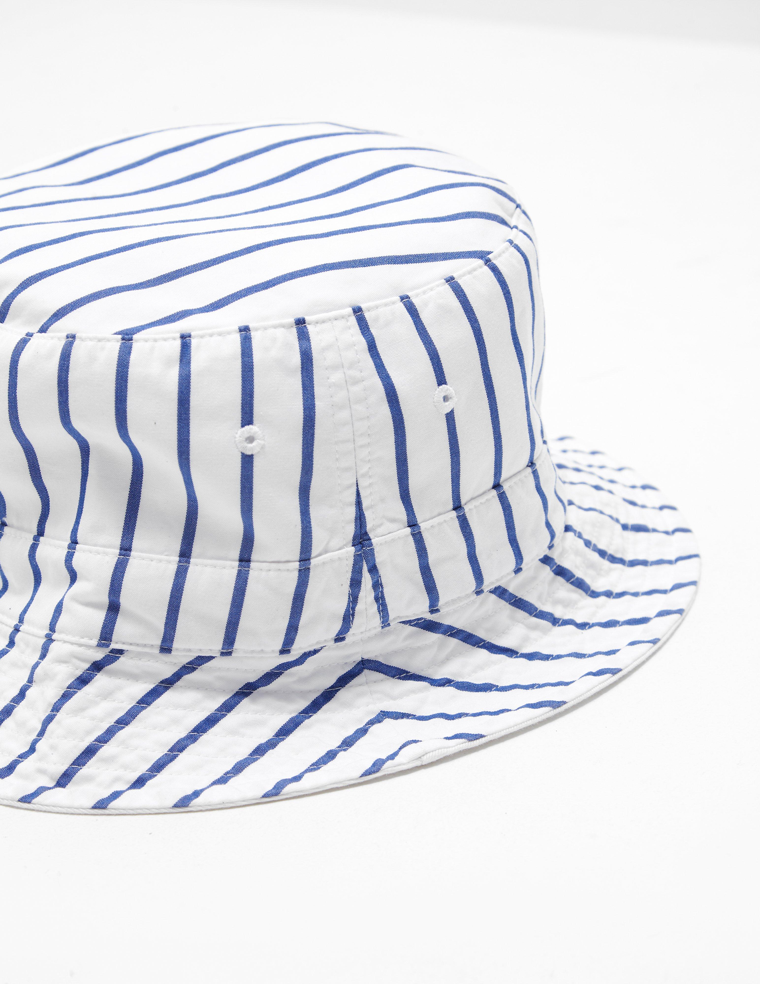 b447f5709cfb1 Polo Ralph Lauren - Bear Reversible Bucket Hat White for Men - Lyst. View  fullscreen
