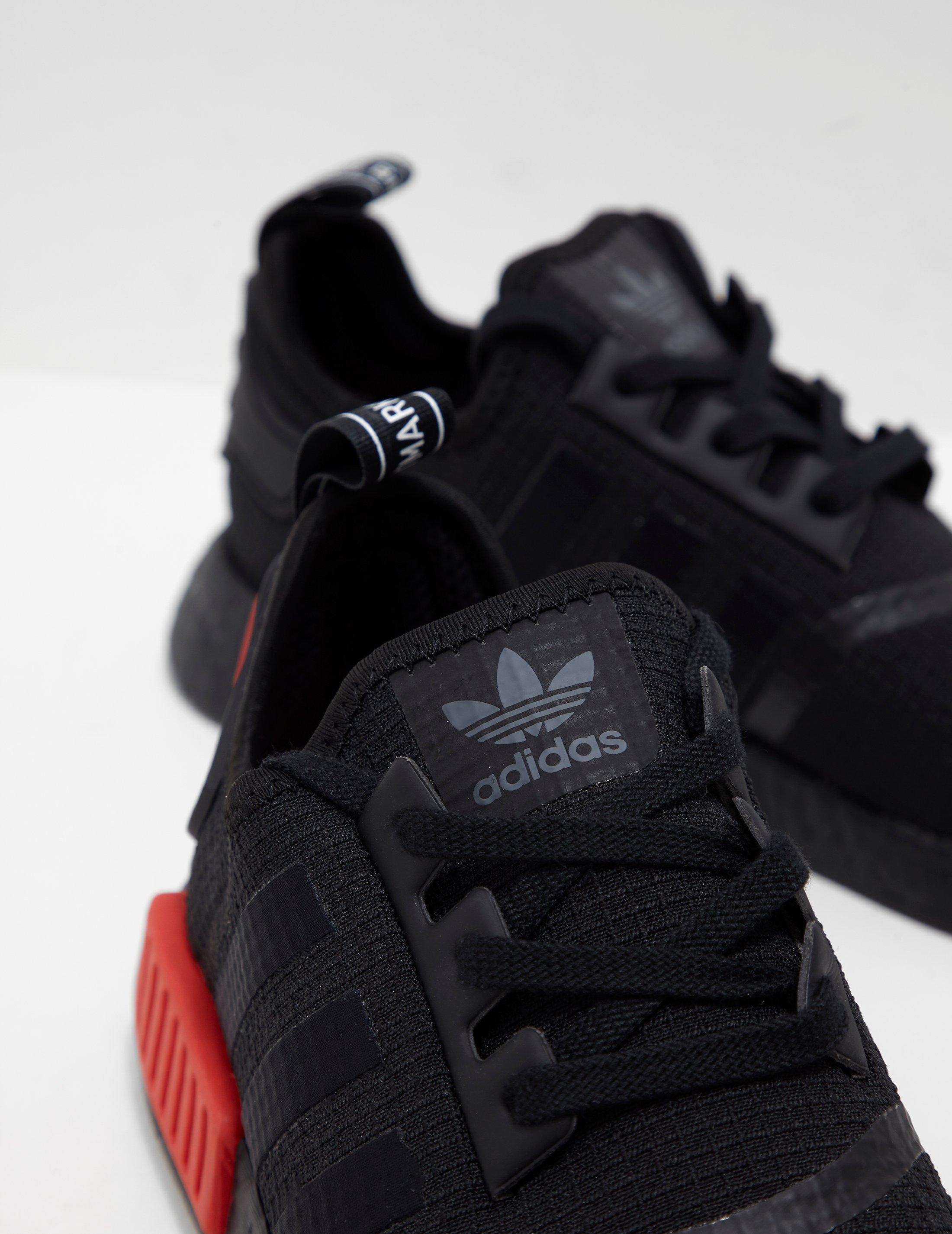 8e37c9a08 Lyst - adidas Originals Mens Nmd R1 Ripstop Black in Black for Men