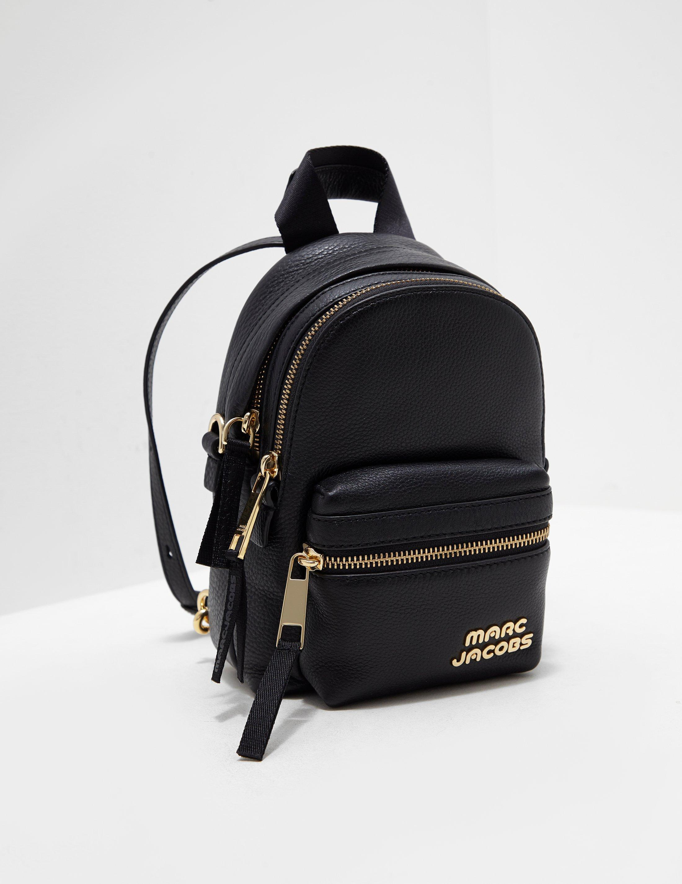 1bf67ef313a9 Marc Jacobs Micro Backpack Black in Black - Save 35% - Lyst