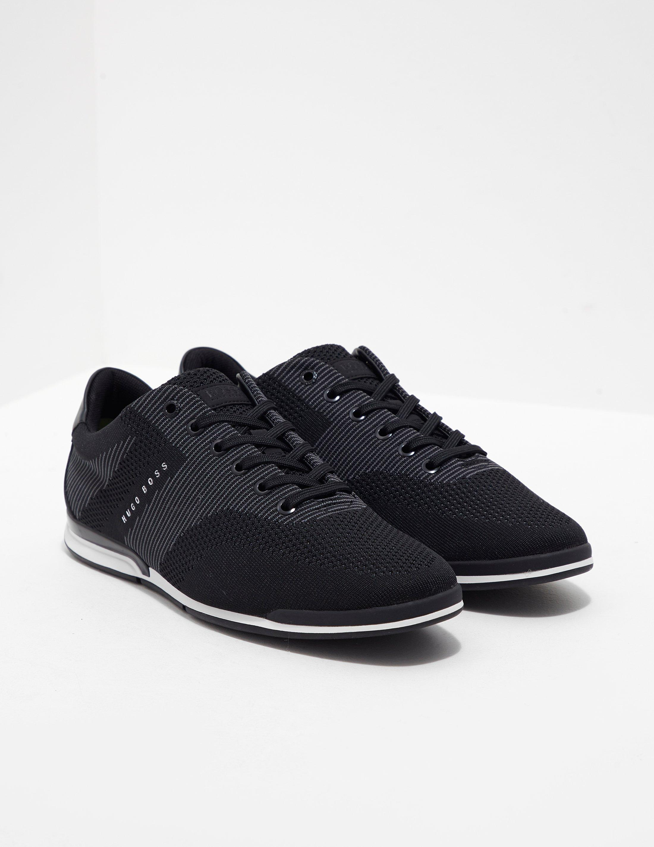 HUGO BOSS Saturn Golf Sneaker in cSmYTE