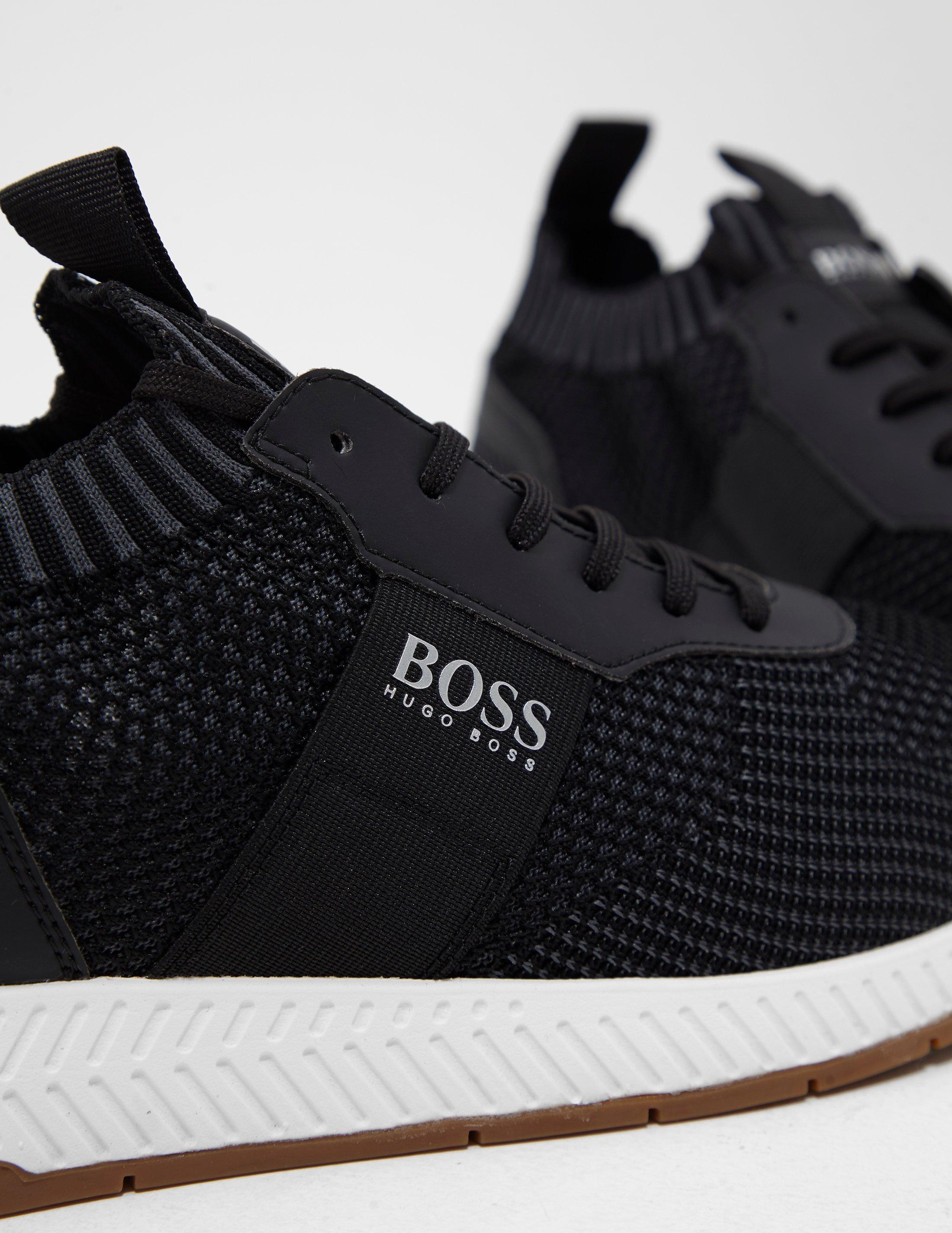 BOSS by Hugo Boss Lace Titanium Knit