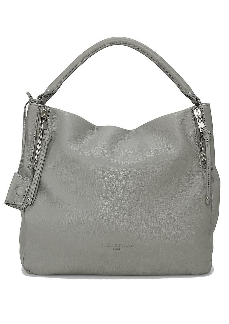 355cd6b41f Lyst - Liebeskind Kano Leather Shoulder Bag in Gray
