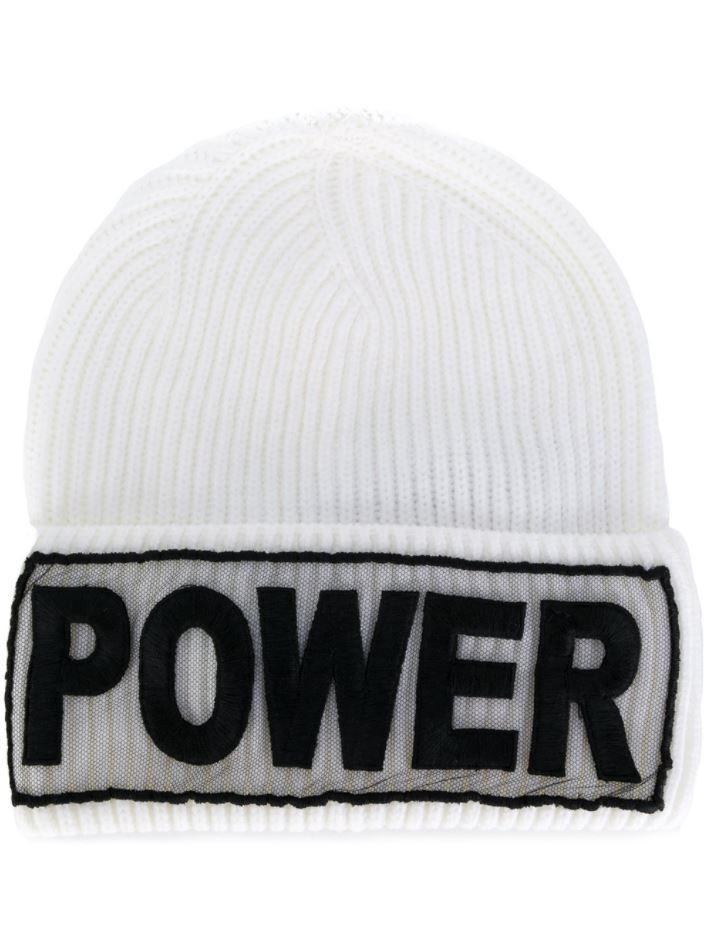bb89c547 Versace Power Manifesto Beanie for Men - Lyst