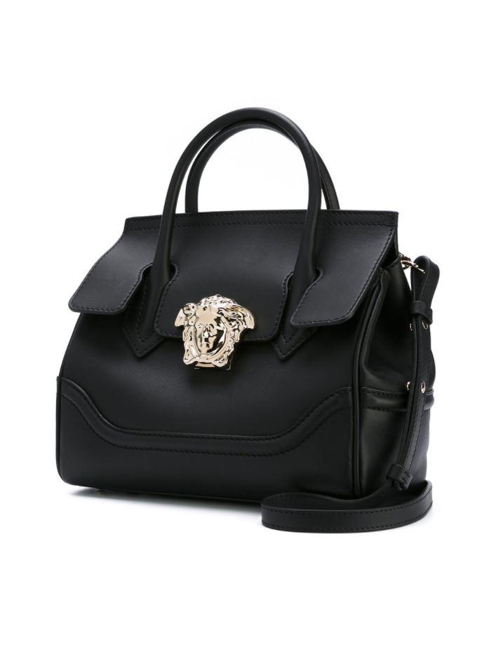 f246edc7bc2f Lyst - Versace - Palazzo Empire Shoulder Bag in Black