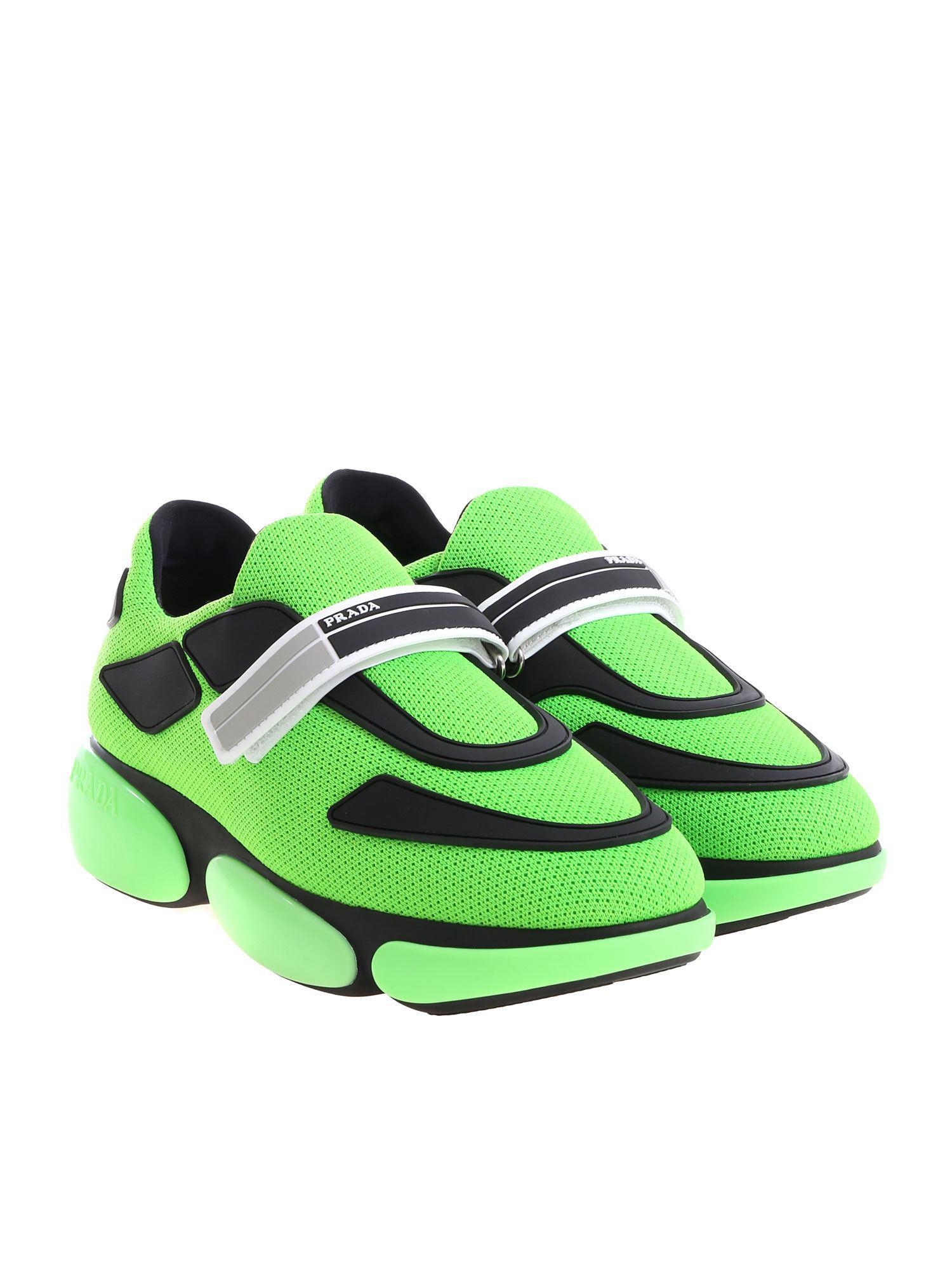 neon prada sneakers \u003e Up to 74% OFF