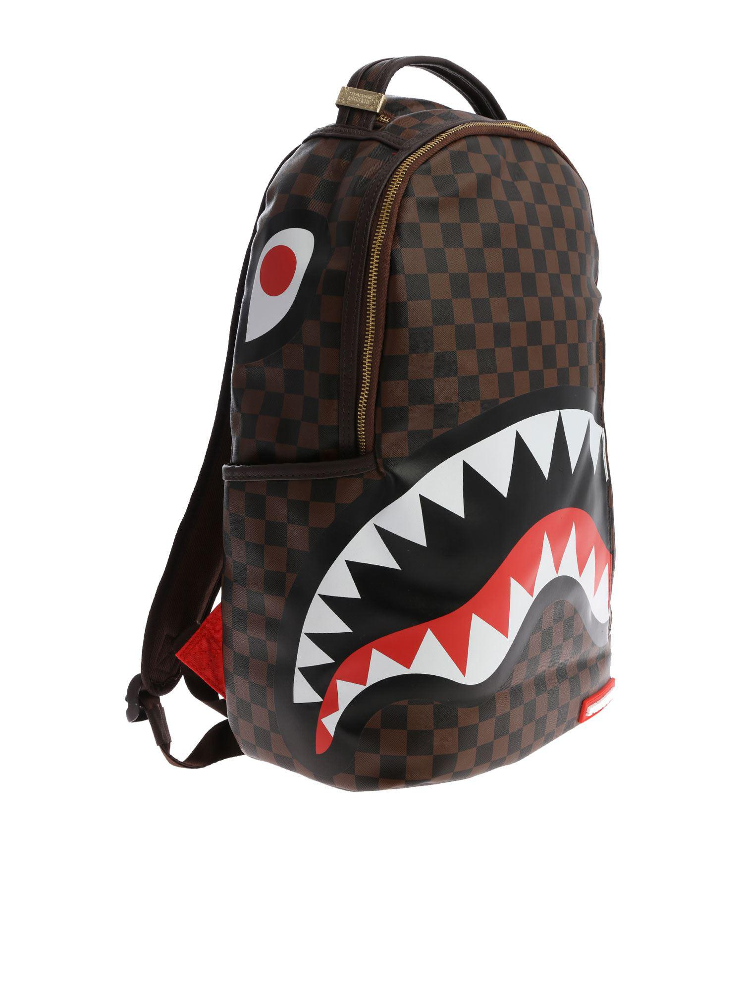 Lyst - Sprayground Brown
