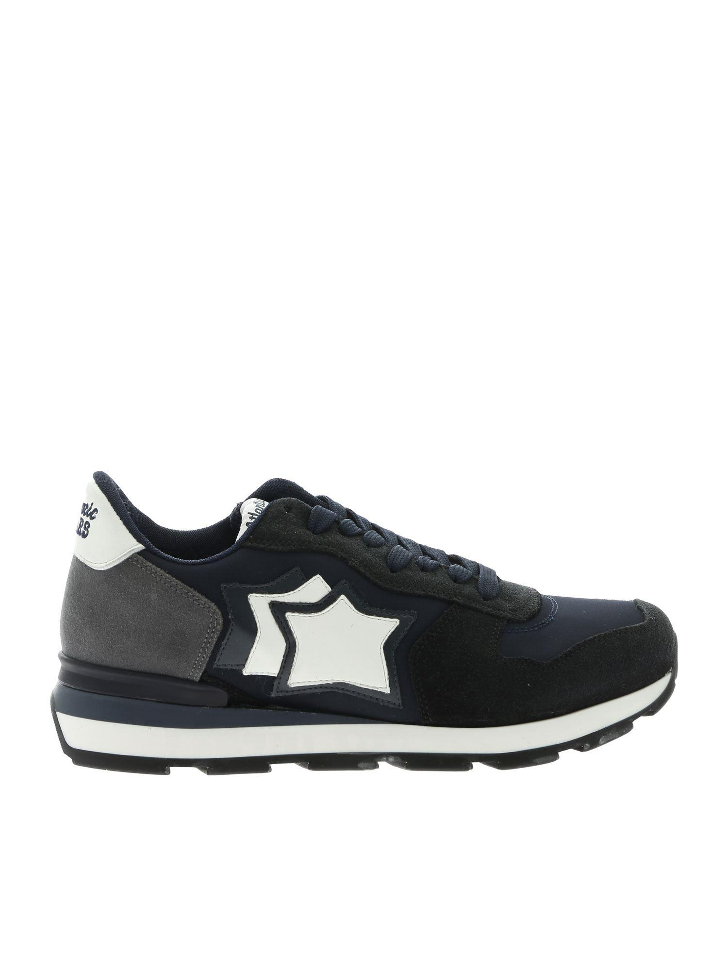 top fashion buying new new lifestyle Atlantic Stars Antares Sneakers In Blue for Men - Lyst