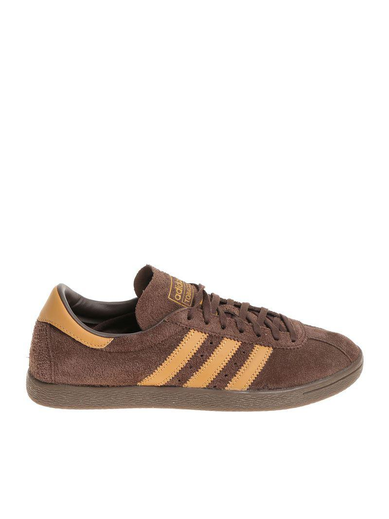 Lyst - Adidas Originals Brown Tobacco Sneakers in Brown for Men b1b36d9dc0c2