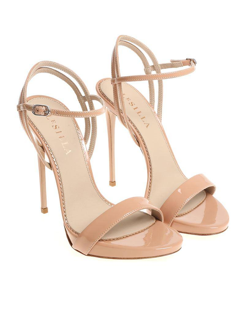 Coral colored Ines sandals Le Silla yd4NlBnD0