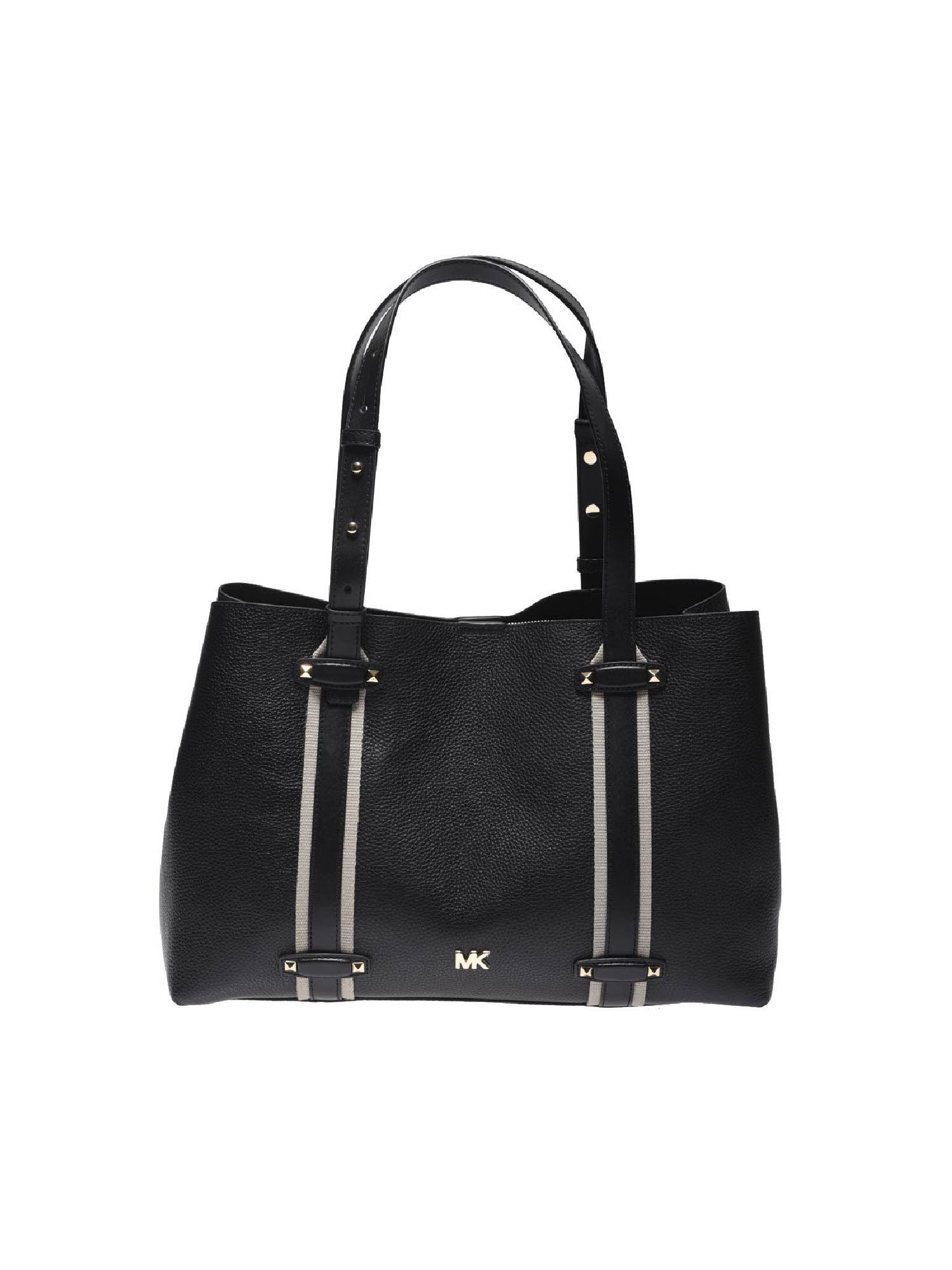 df37e6a6013 Lyst - Michael Kors Black