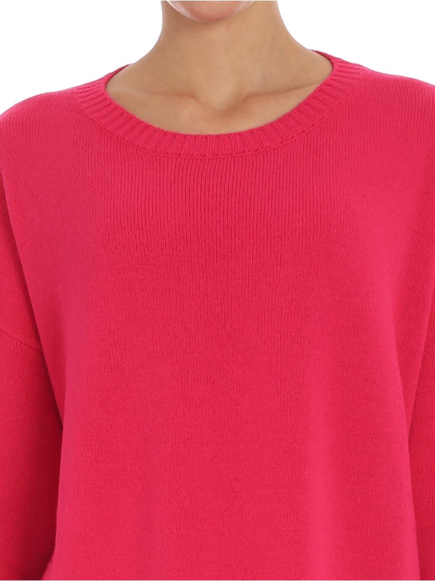 Lyst In Jucca Pink Pullover Fuchsia Overfit wx4TX