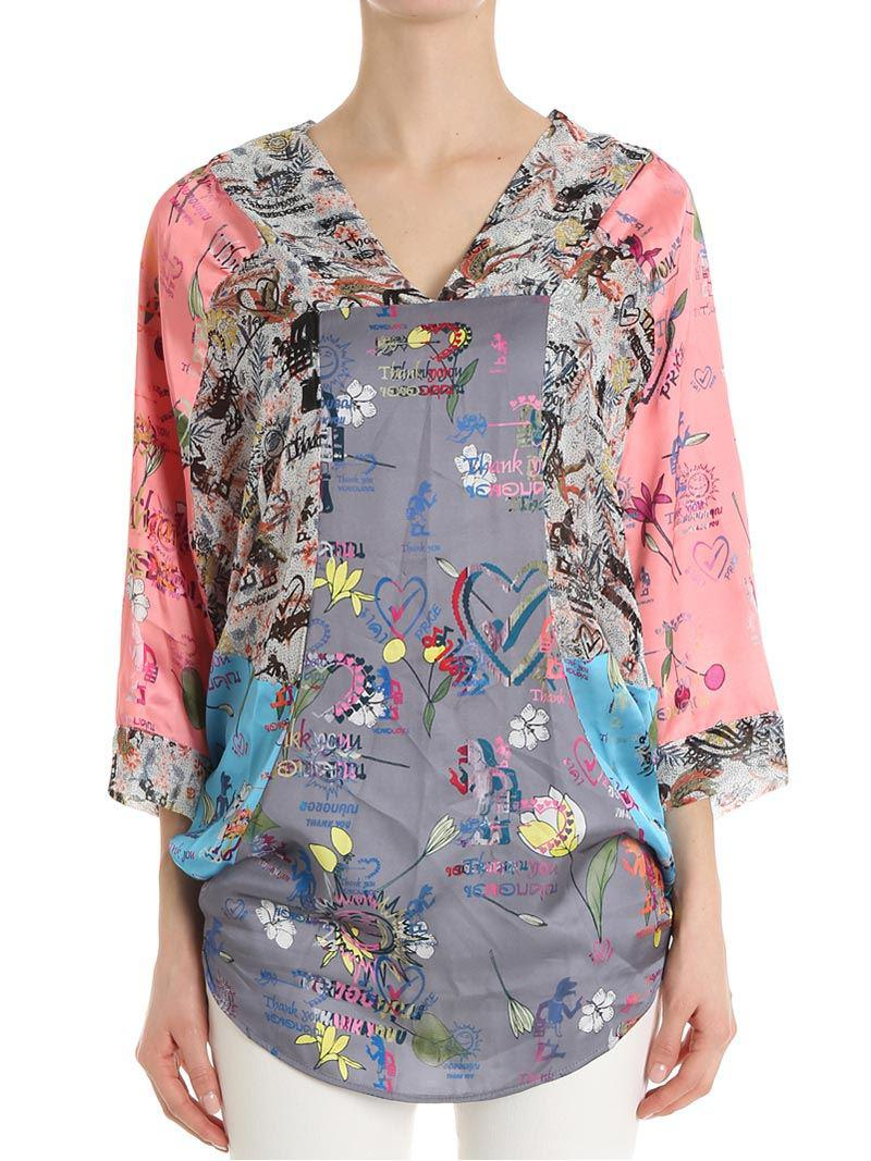 Outlet Locations Cheap Online Multicolor Musa Tunic Vivienne Westwood Discount Professional Best Authentic Free Shipping Buy xdglr