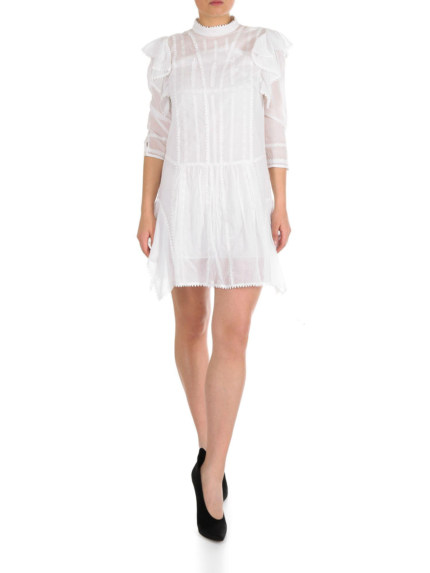 61b7bd20e98 Lyst - Étoile Isabel Marant 19pro1260.19po23e in White - Save 19%