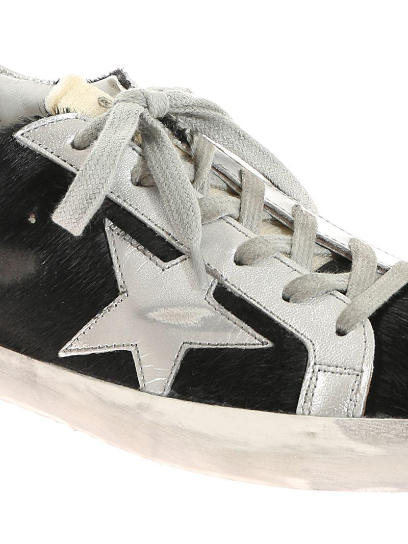 Golden Goose Deluxe Brand Leather Superstar Archive Sneakers