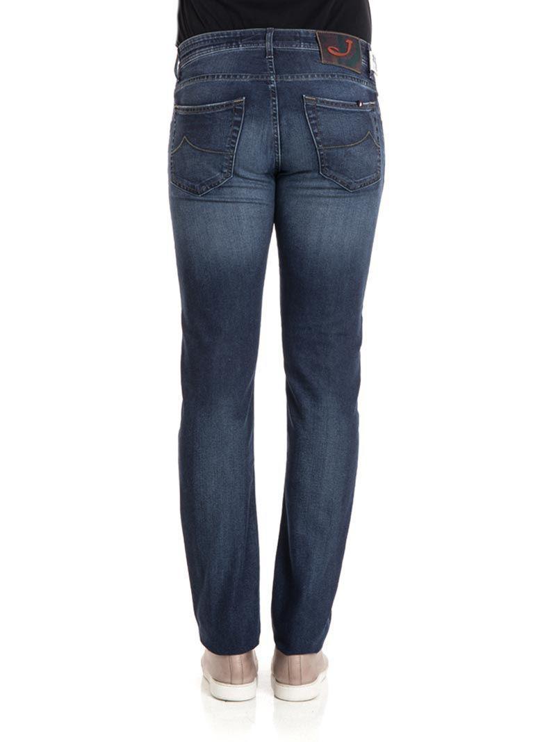 Jacob Cohen Denim 5 Pockets Jeans in Blue for Men