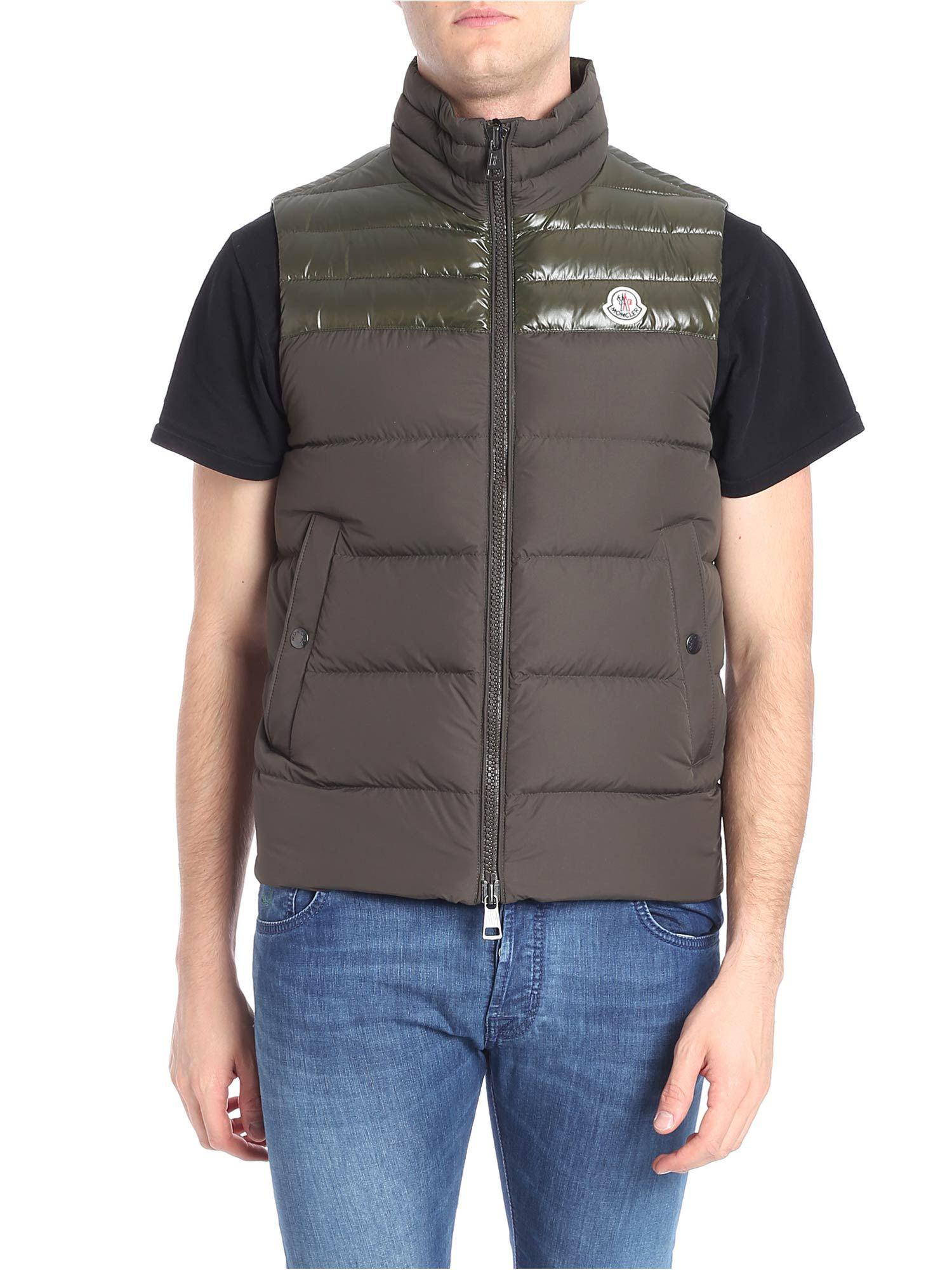 8b5a09bb162b For For Deneb Jacket Quilted Army Lyst Green Men Down Down Moncler  xRwtZx0Tqf