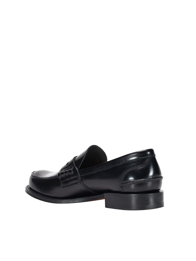Church's Leather Tunbridge Loafers in Black for Men