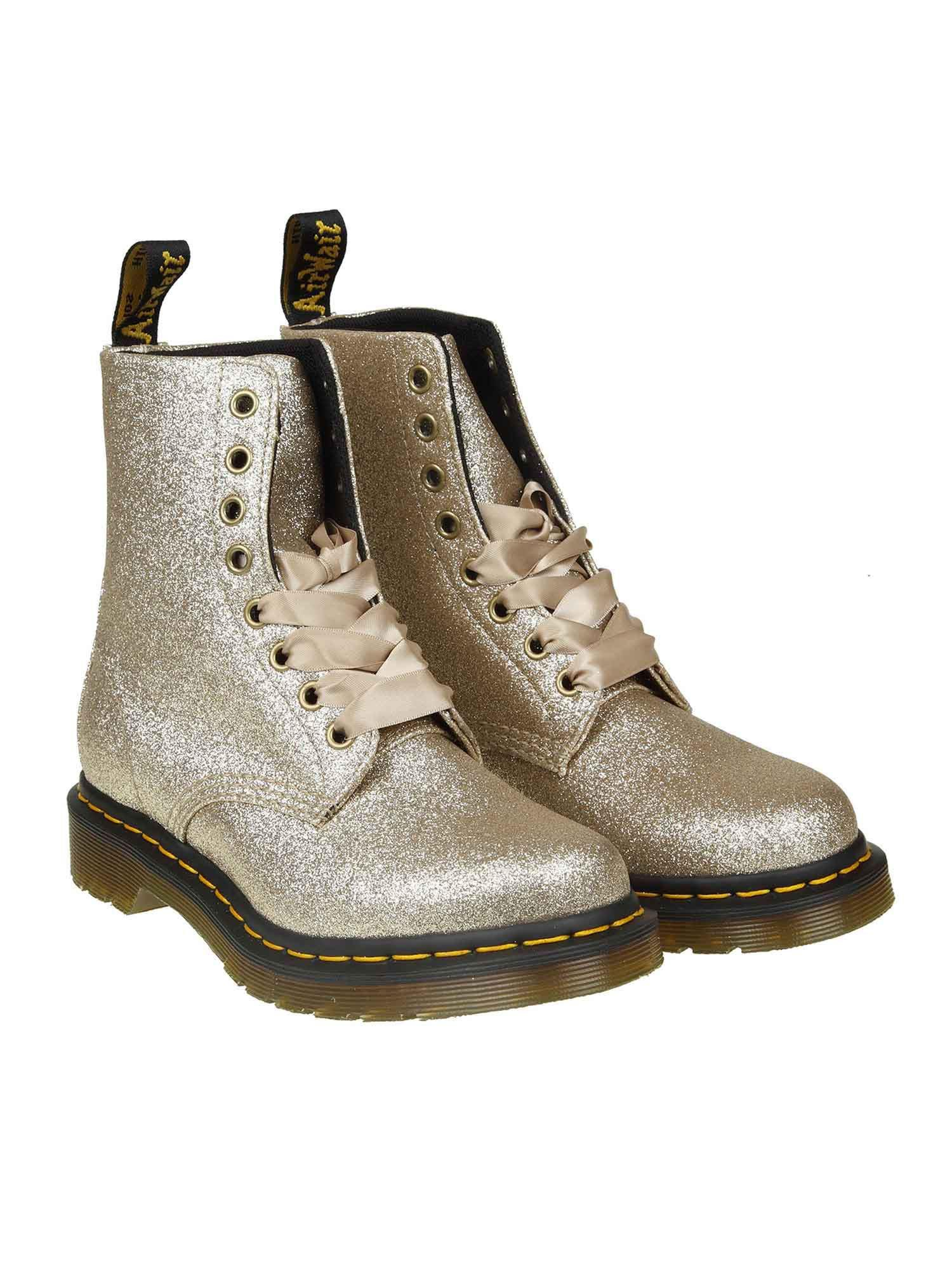 Dr. Martens Leather Boots For Women
