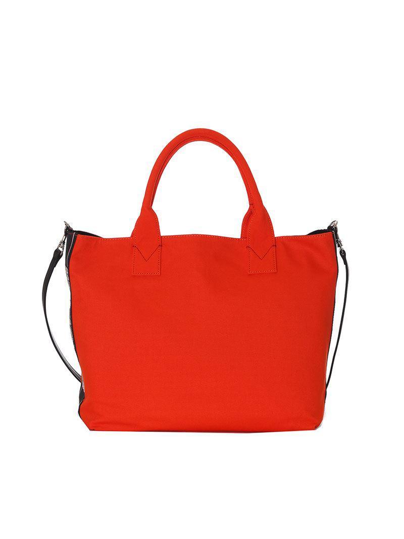 Red Alaccia bag Pinko Q5S62
