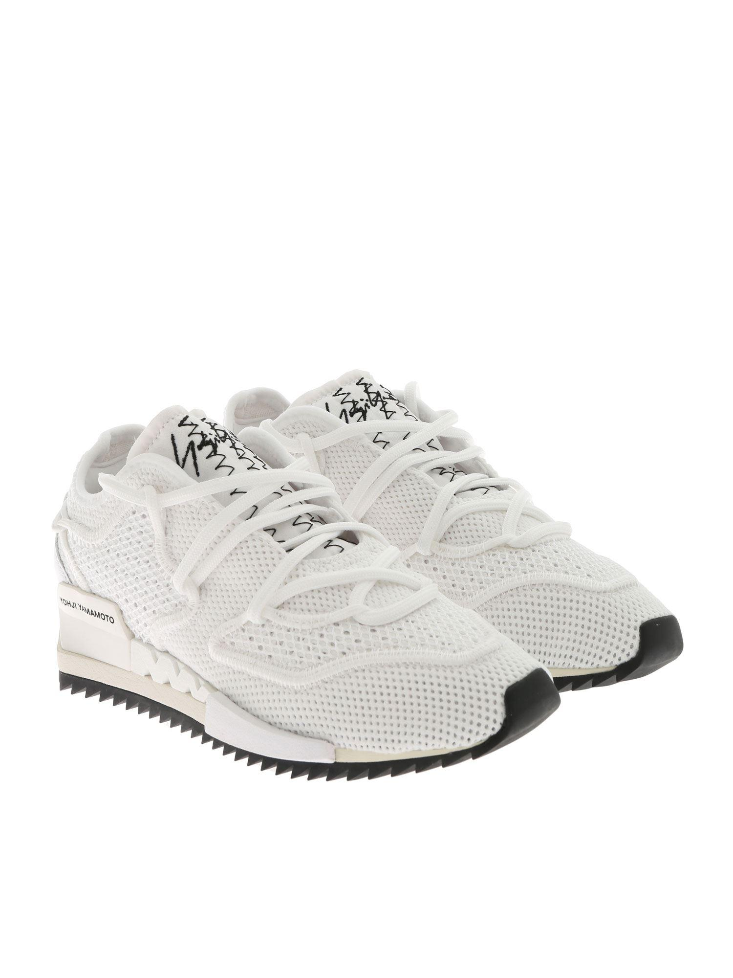 a17a202c64bef Y-3 - White Harigane Ii for Men - Lyst. View fullscreen