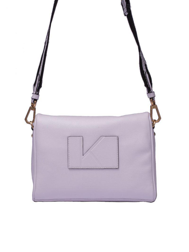 Kendall + Kylie White Courtney shoulder bag czUTMSO