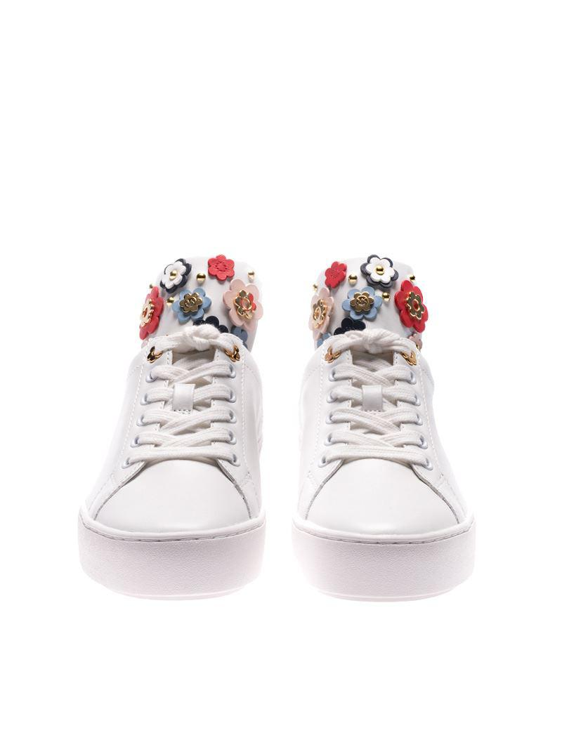 Mindy sneakers with floral inserts Michael Kors pRnq1aaZ8