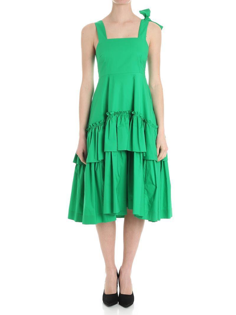 Fuchsia Caktuni dress Parosh Buy Cheap Cheapest Cheap Sale Very Cheap yIbV1